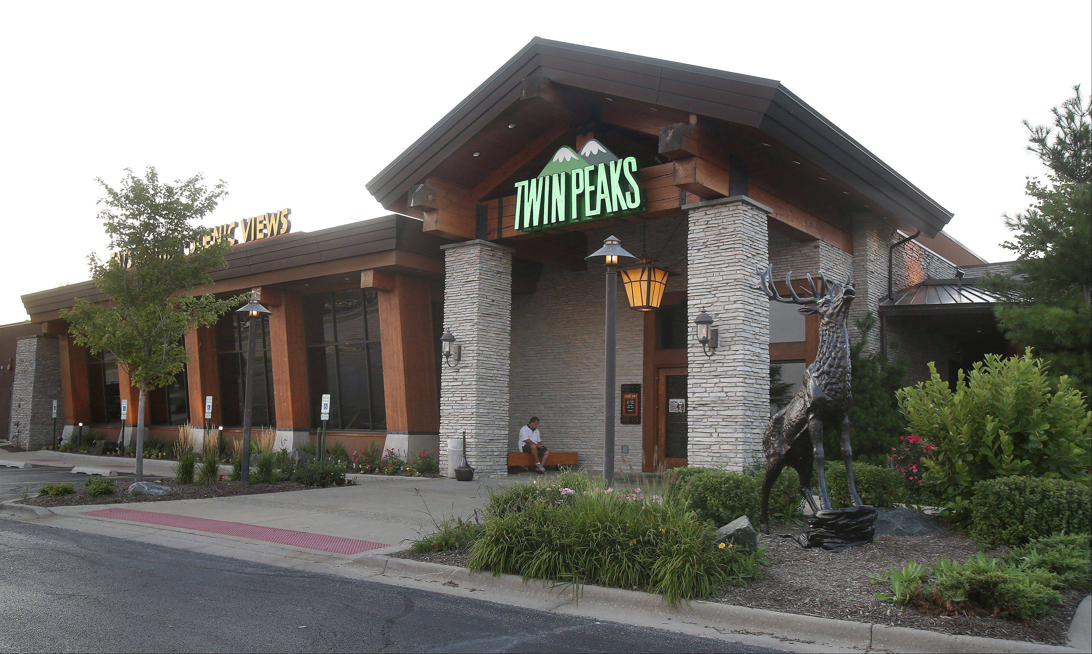 Twin Peaks opened its first Illinois location in Wheeling.