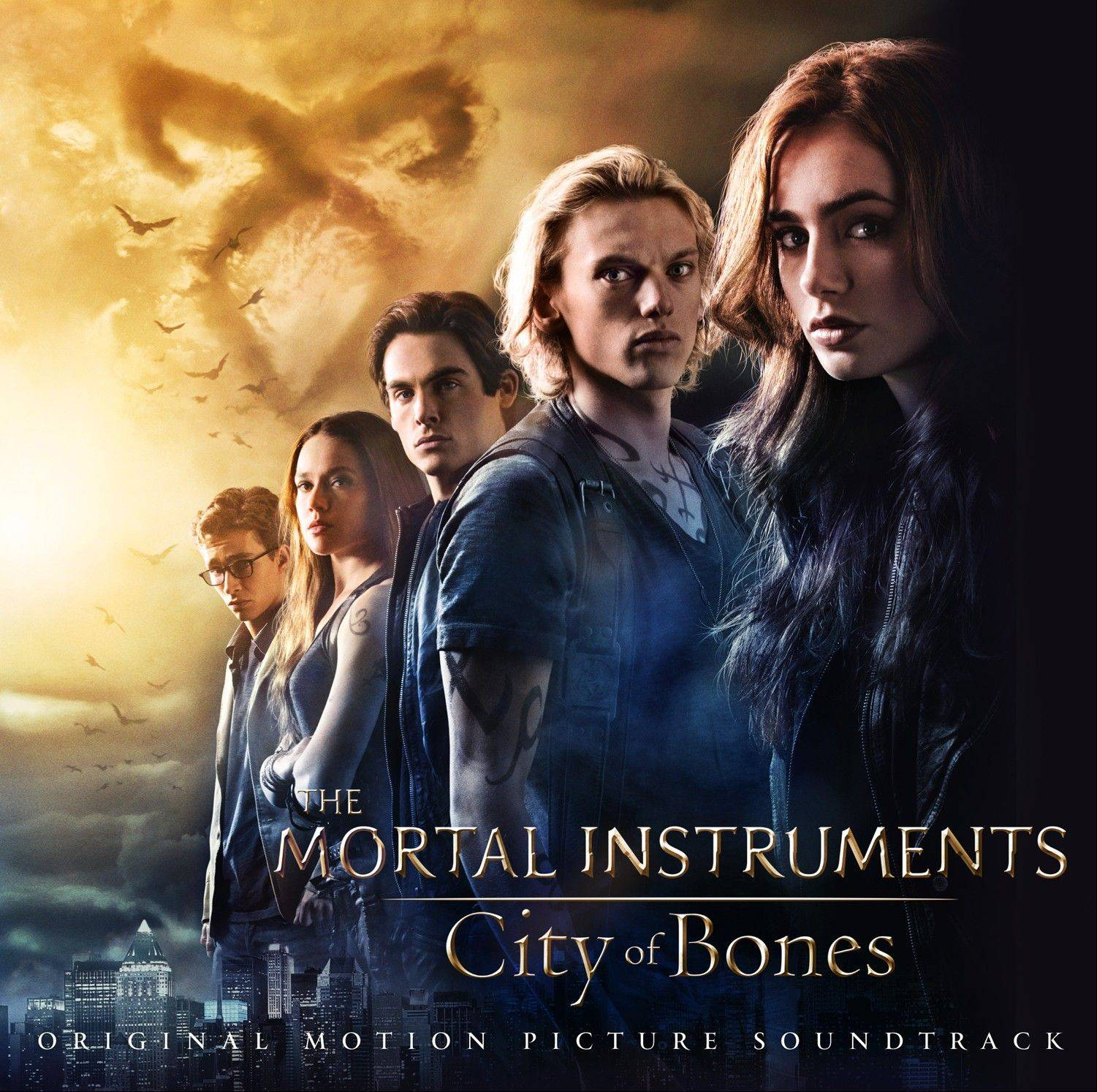 """The Mortal Instruments: City of Bones"""