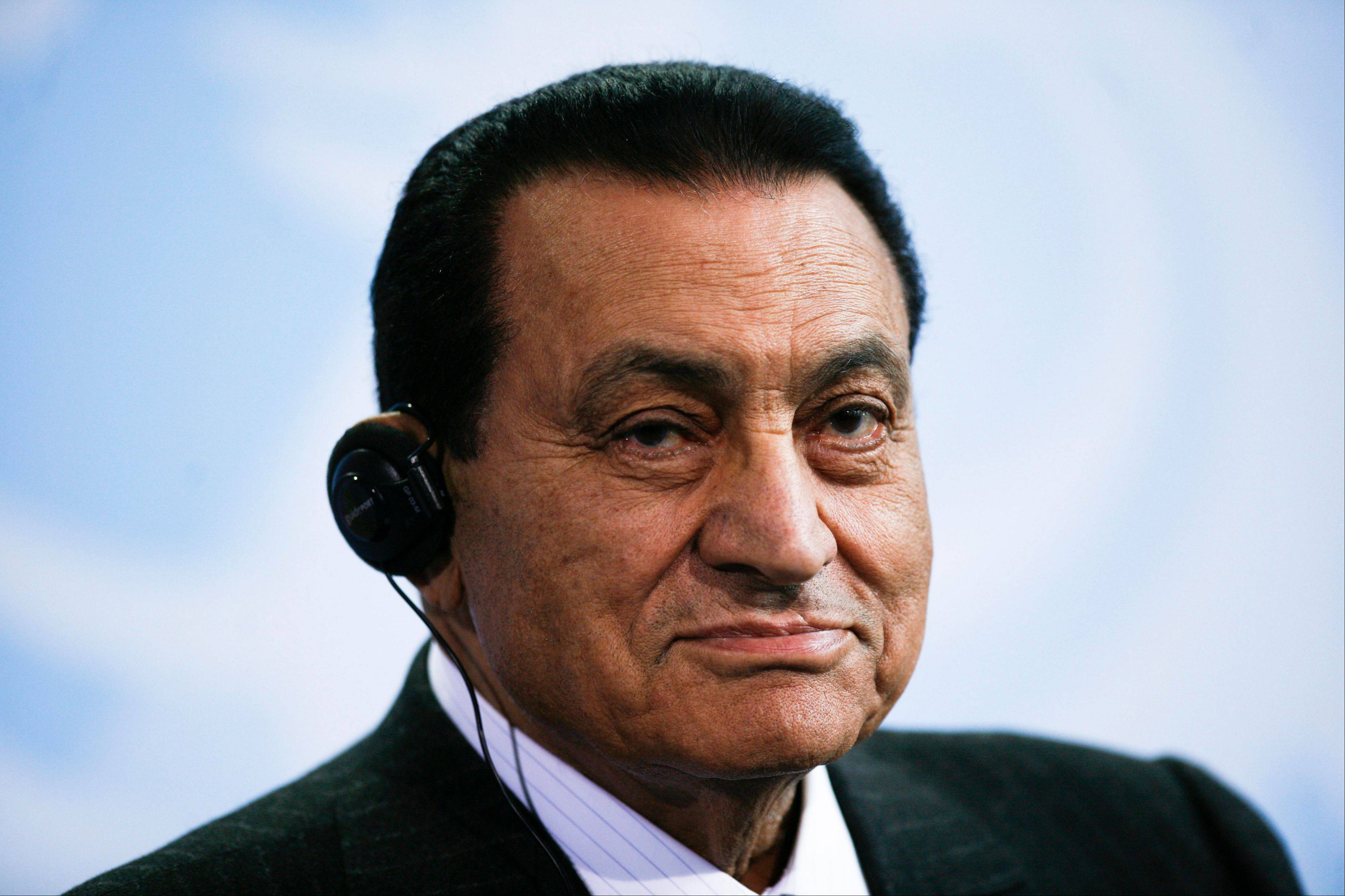 An Egyptian court has ordered the release of ex-President Hosni Mubarak, but it's not immediately clear whether the prosecutors will appeal the order.