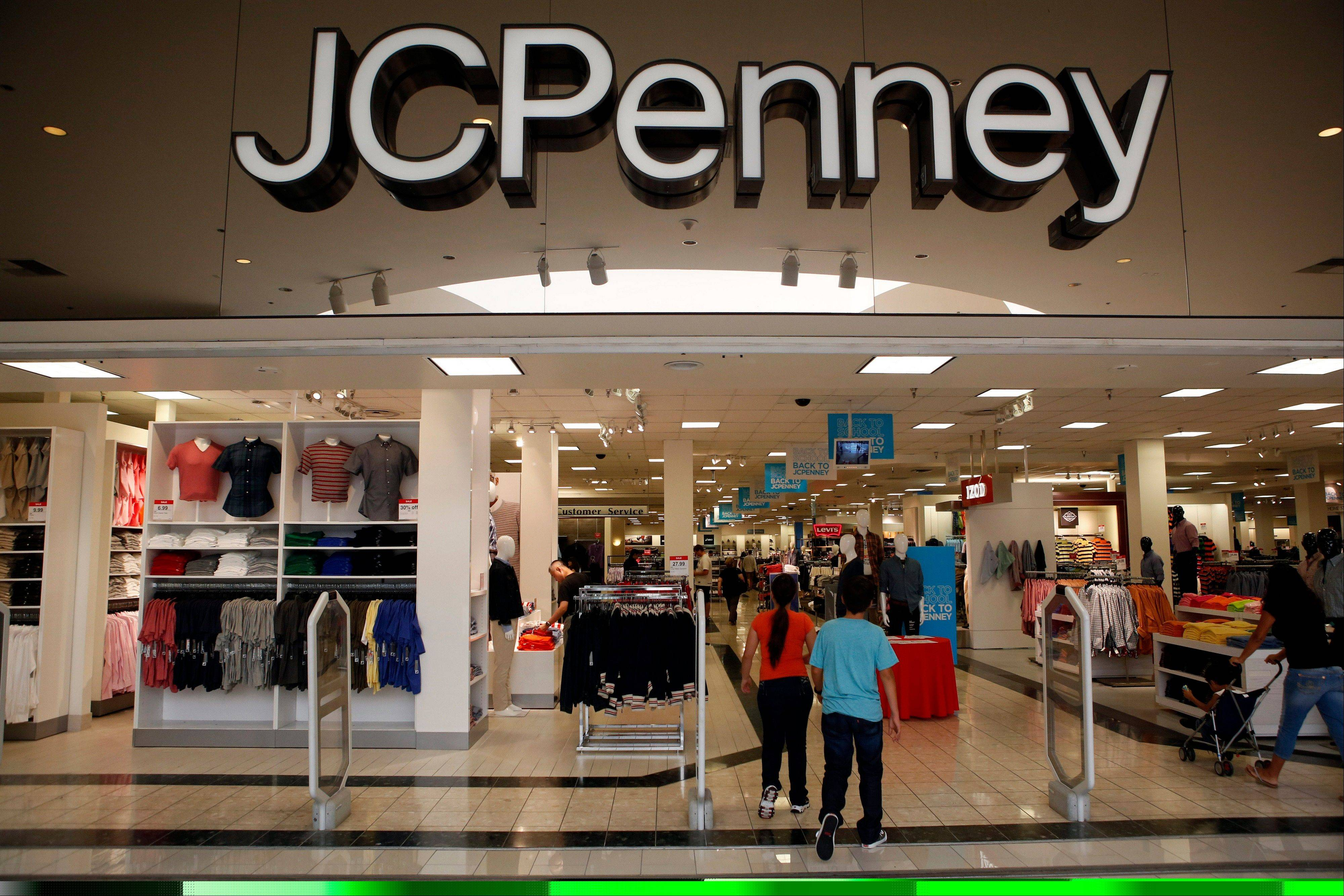 JC Penney adopts 'poison pill'