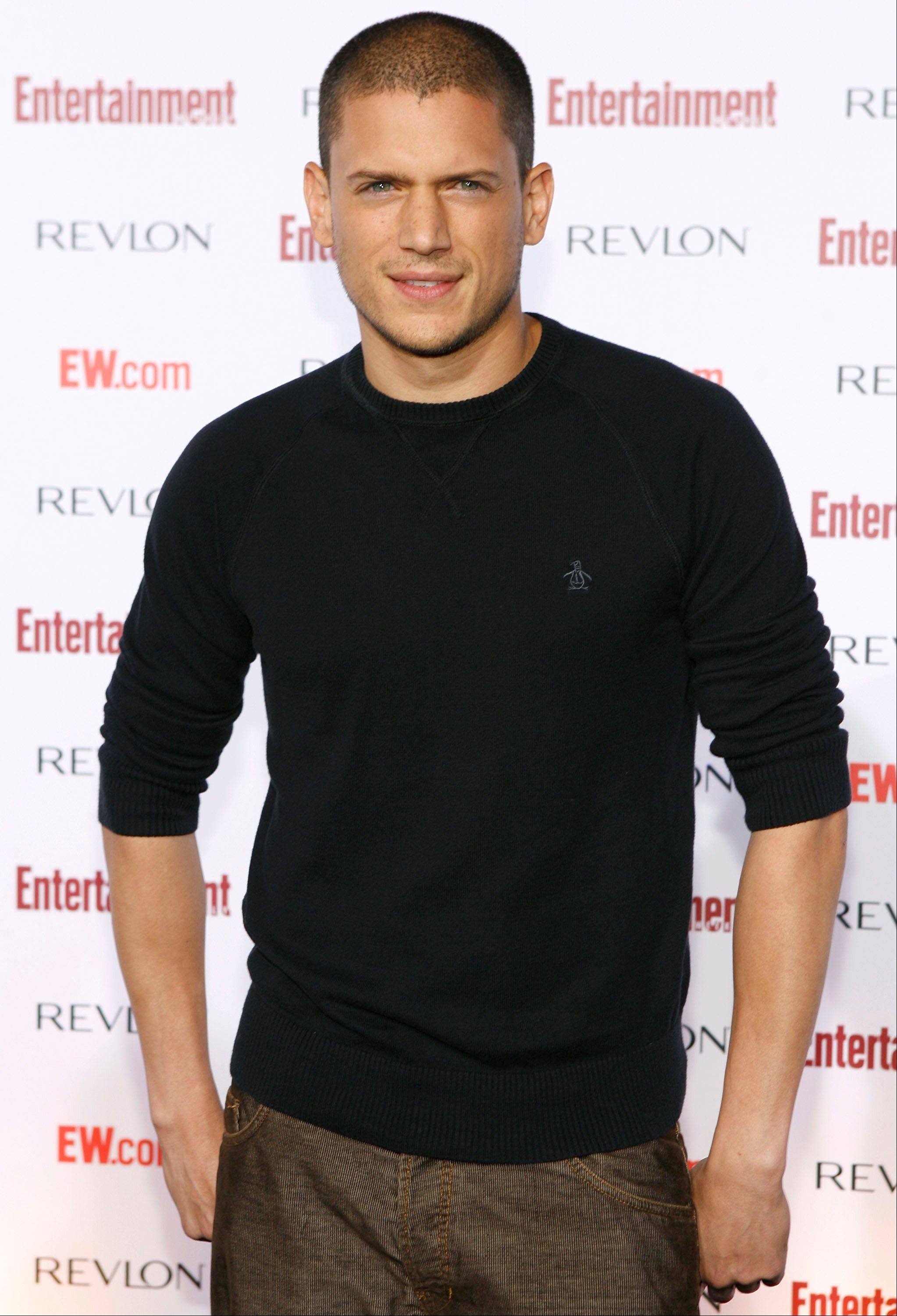 Actor Wentworth Miller is declining an invitation to be an honored guest at a film festival in Russia because he is gay.