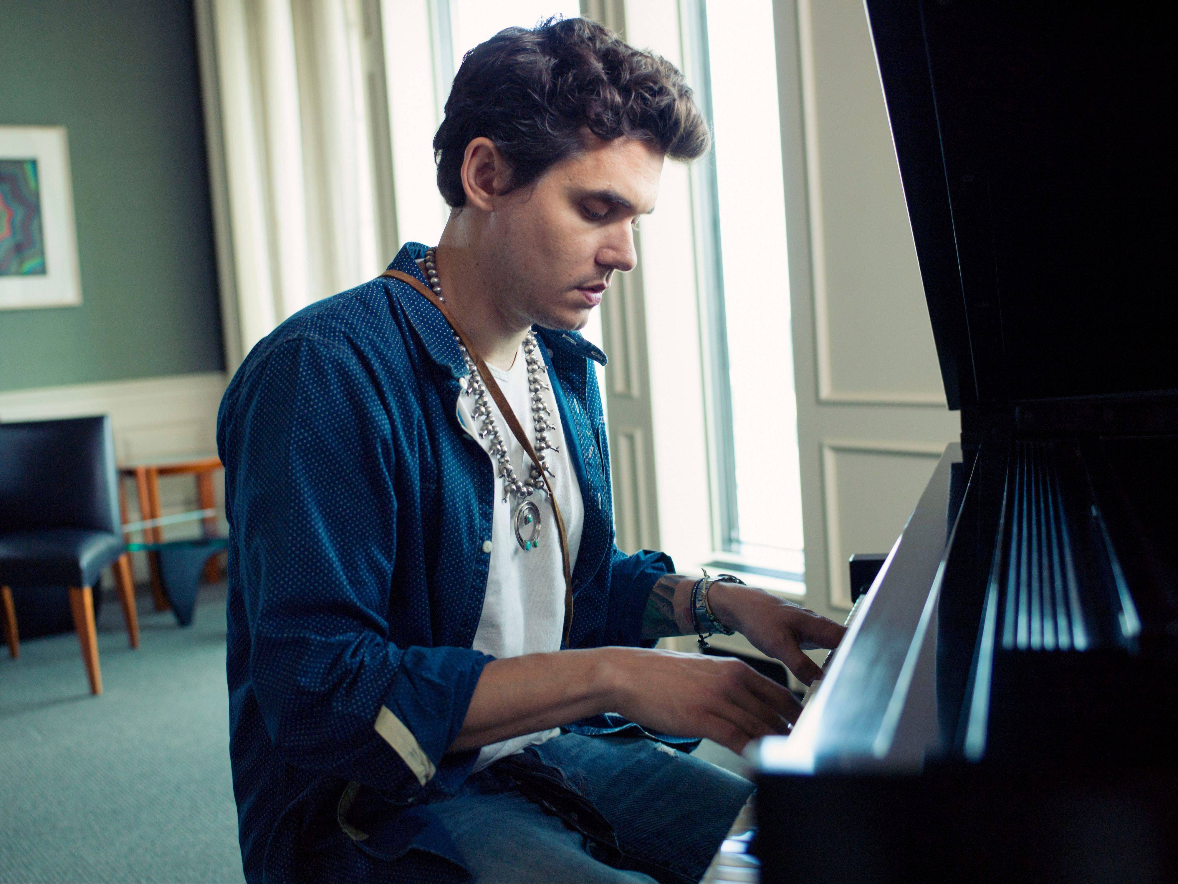 "Singer-songwriter John Mayer released his sixth album, ""Paradise Valley,"" Tuesday, featuring collaborations with his singer-girlfriend Katy Perry and R&B singer Frank Ocean."
