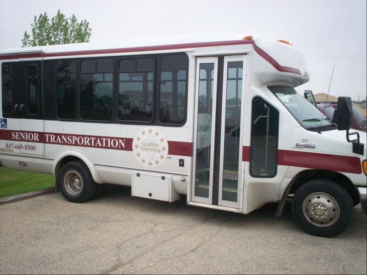 Grafton Township Supervisor James Kearns says the township�s shuttle bus service can no longer afford to accommodate Rutland Township residents living in Sun City without a financial contribution from Rutland officials.