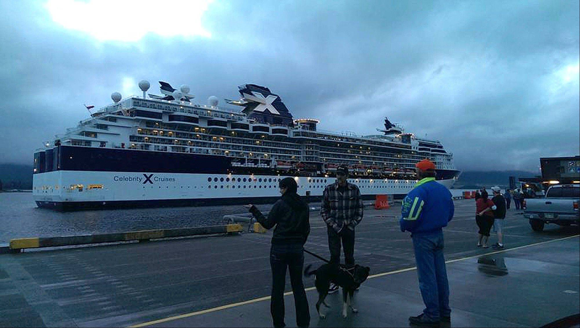 A mechanical problem aboard the 965-foot Millennium forced Celebrity Cruises to cancel six Alaska sailings.