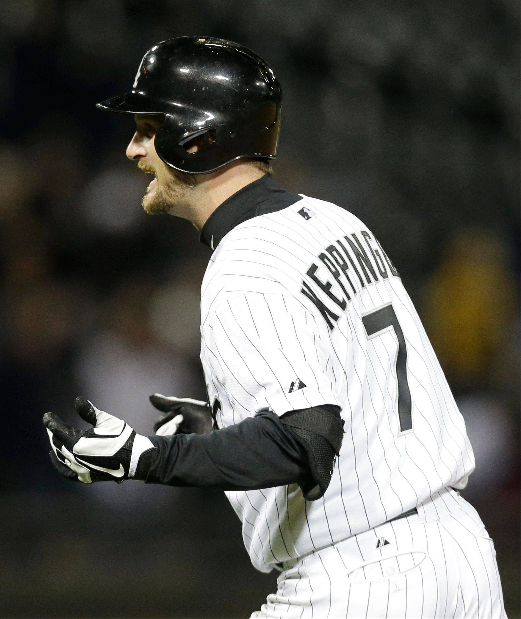 Jeff Keppinger has not been the answer at third base for the White Sox this season.