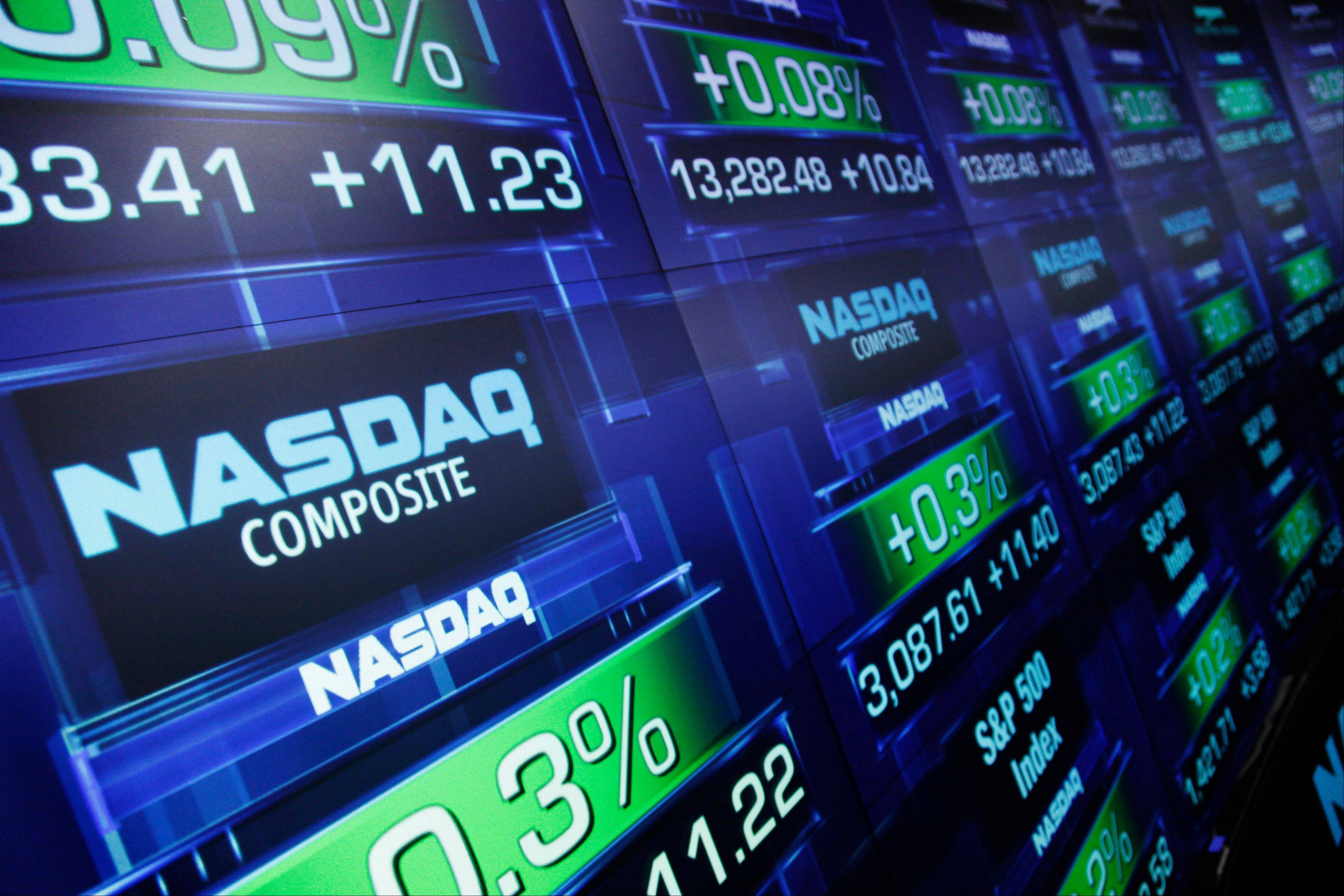 Trading Thursday was halted in Nasdaq-listed securities because of a technical problem. The exchange sent out an alert to traders at 11:20 p.m. CDT saying that trading was being halted until further notice because of problems with a quote dissemination system.