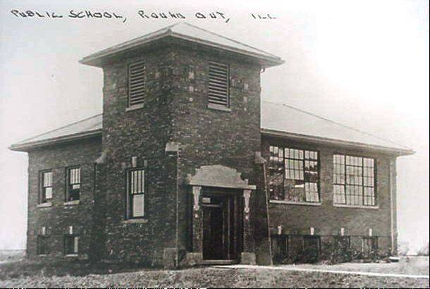 The existing Rondout School opened on Bradley Road near Lake Forest in 1917.
