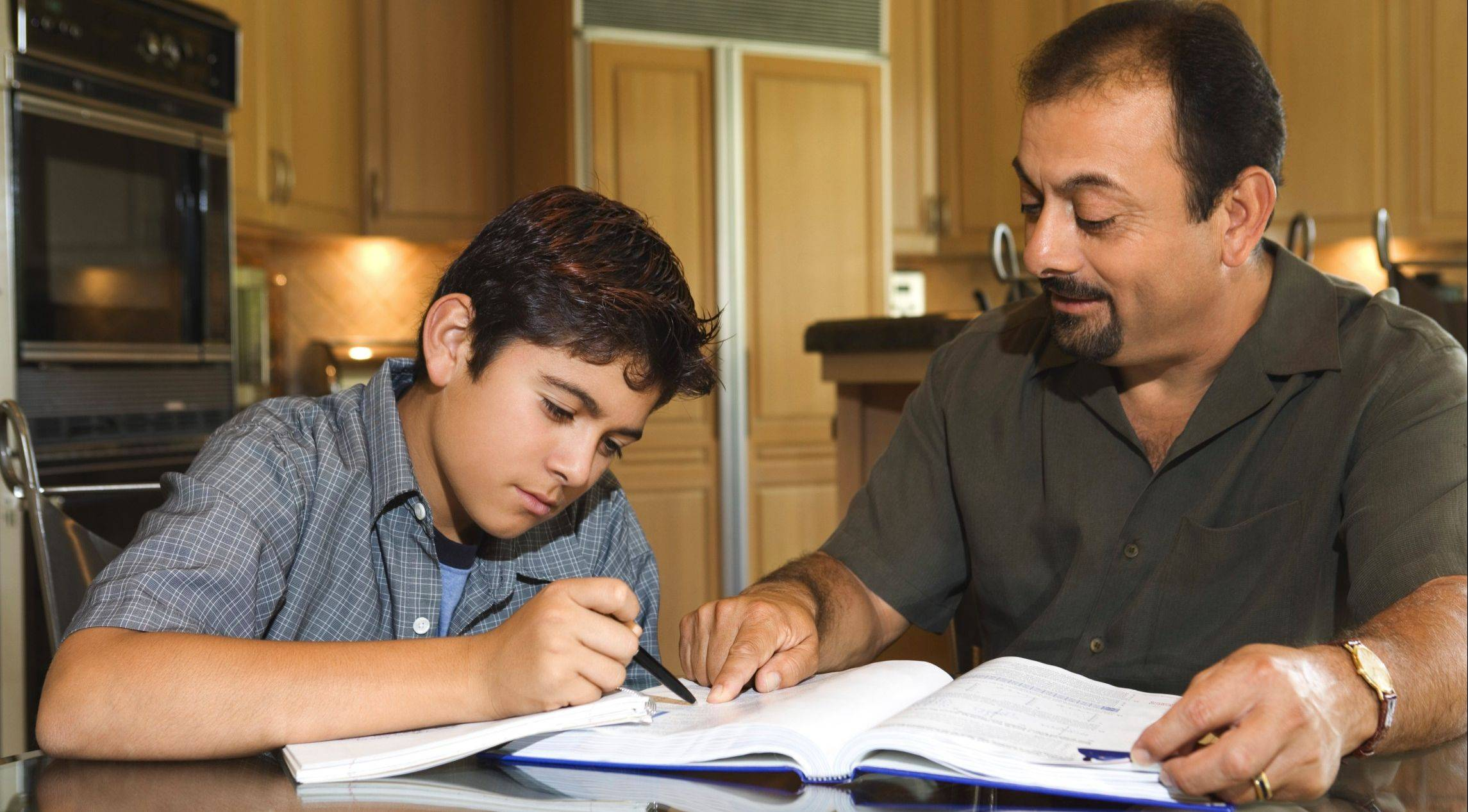 Studies consistently show that parental involvement in education is linked to higher student achievement.