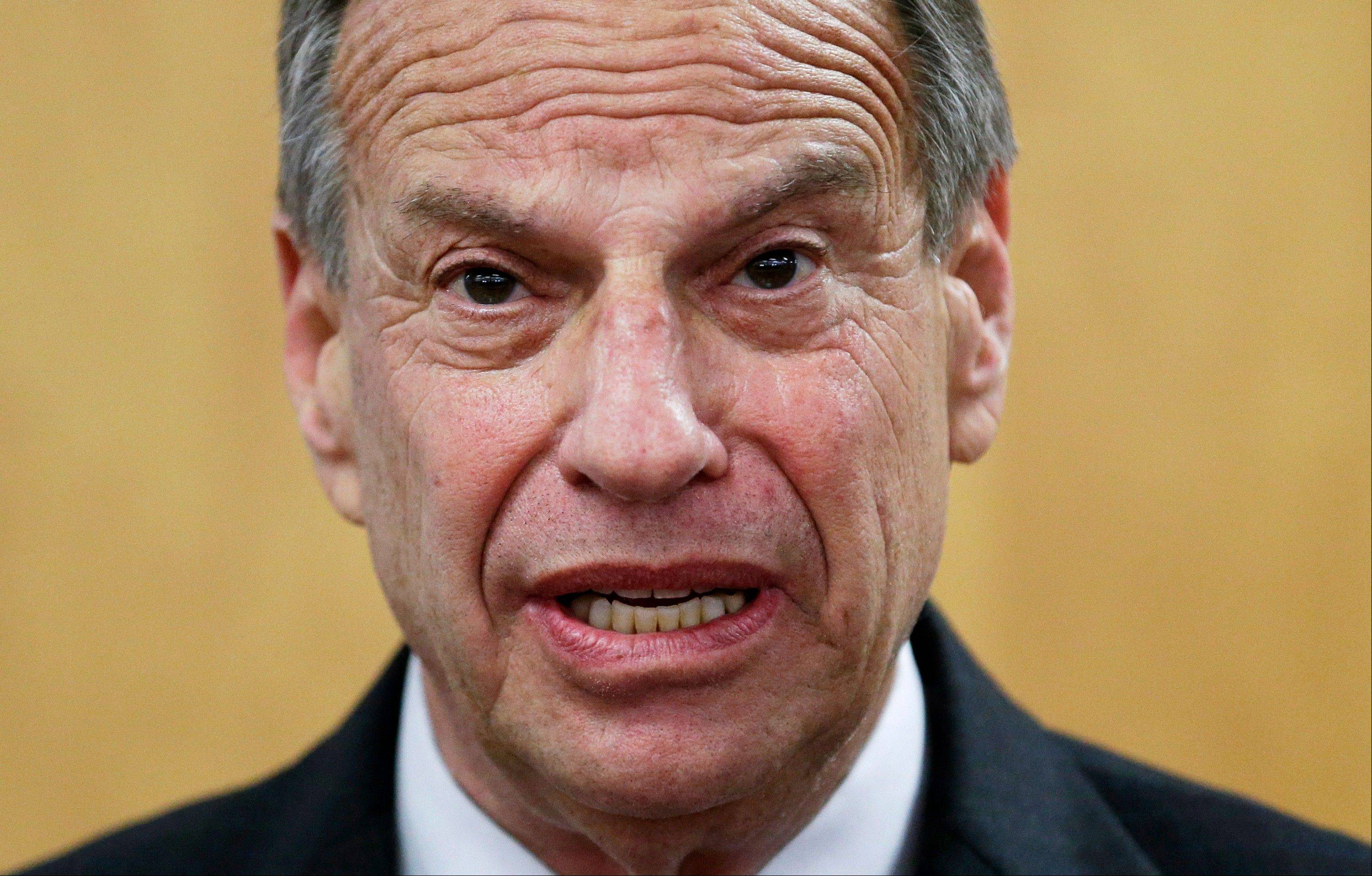 Mayor Bob Filner, besieged by sexual harassment allegations, sat down to the negotiating table with a key bargaining chip: His refusal to resign. Now that a deal aimed at ending one of San Diego�s darkest periods of political turmoil has been reached, it�s up to the City Council to decide whether to cash in the chip.