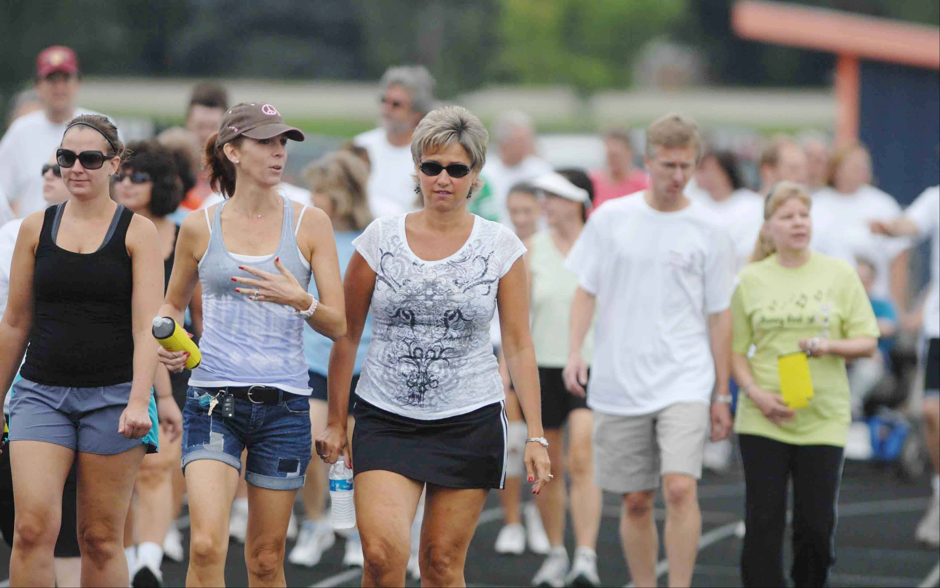 The Kathryn Bender Memorial Foundation will sponsor its annual fundraising 5K run/walk Saturday, Aug. 24, at Naperville North High School, 899 N. Mill St.