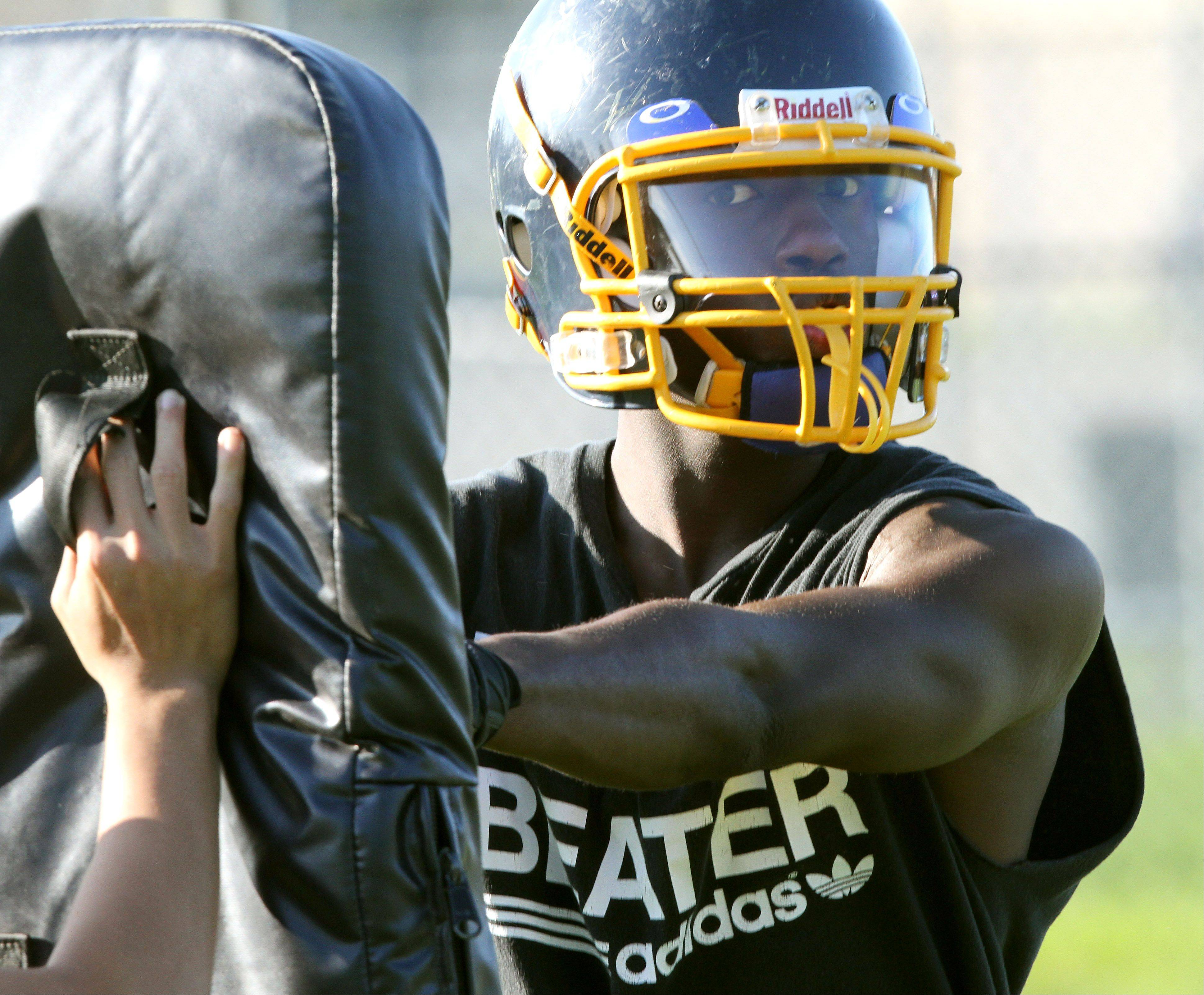 The return of players such as all-conference wide receiver Chris Washington will only help Round Lake this fall.