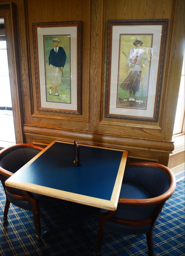 The Prairie Landing Golf Club in West Chicago offers a wide variety of food for golfers and nongolfers alike.