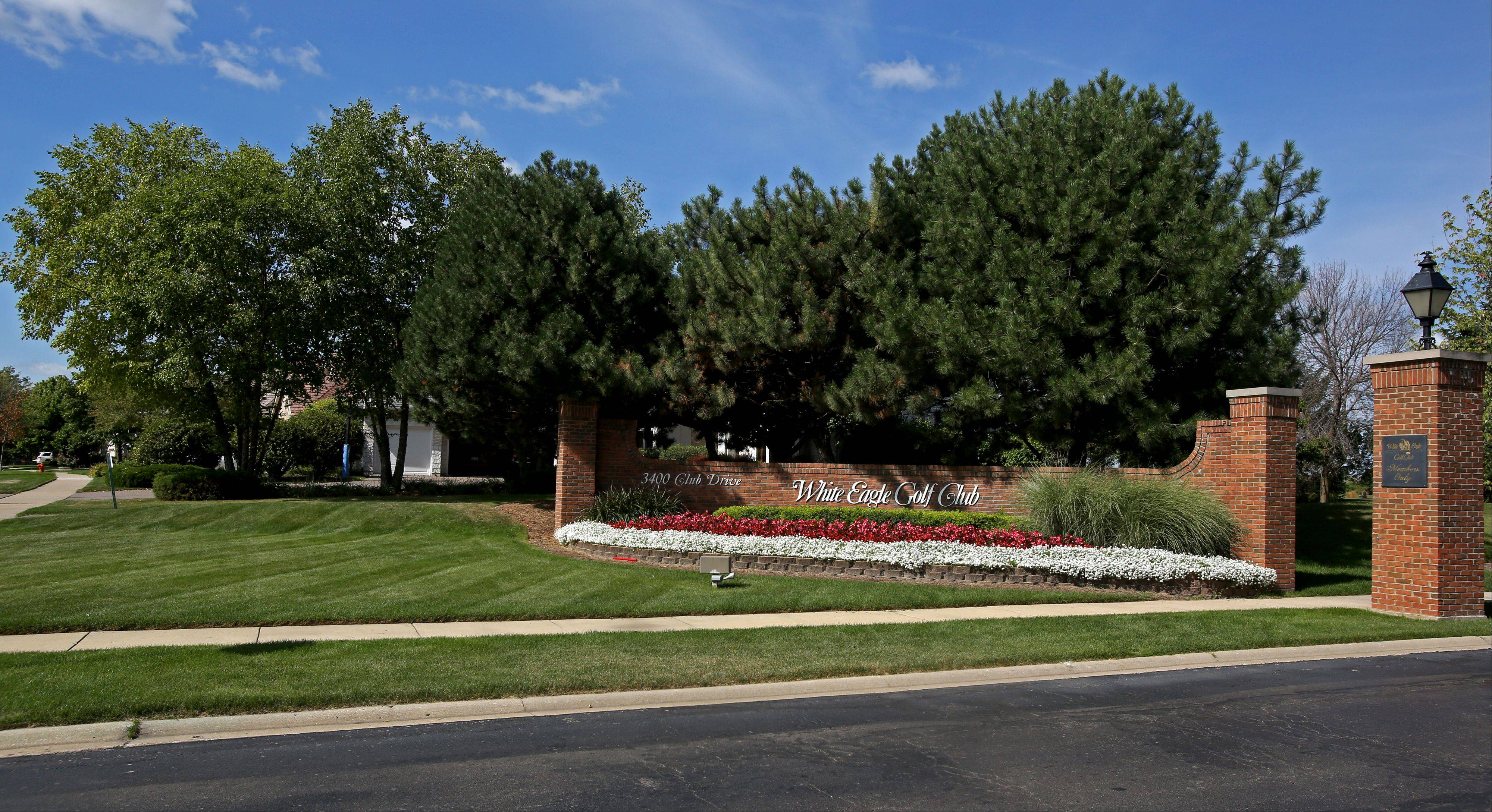 The White Eagle Golf Club in Naperville features an Arnold Palmer Signature golf course.