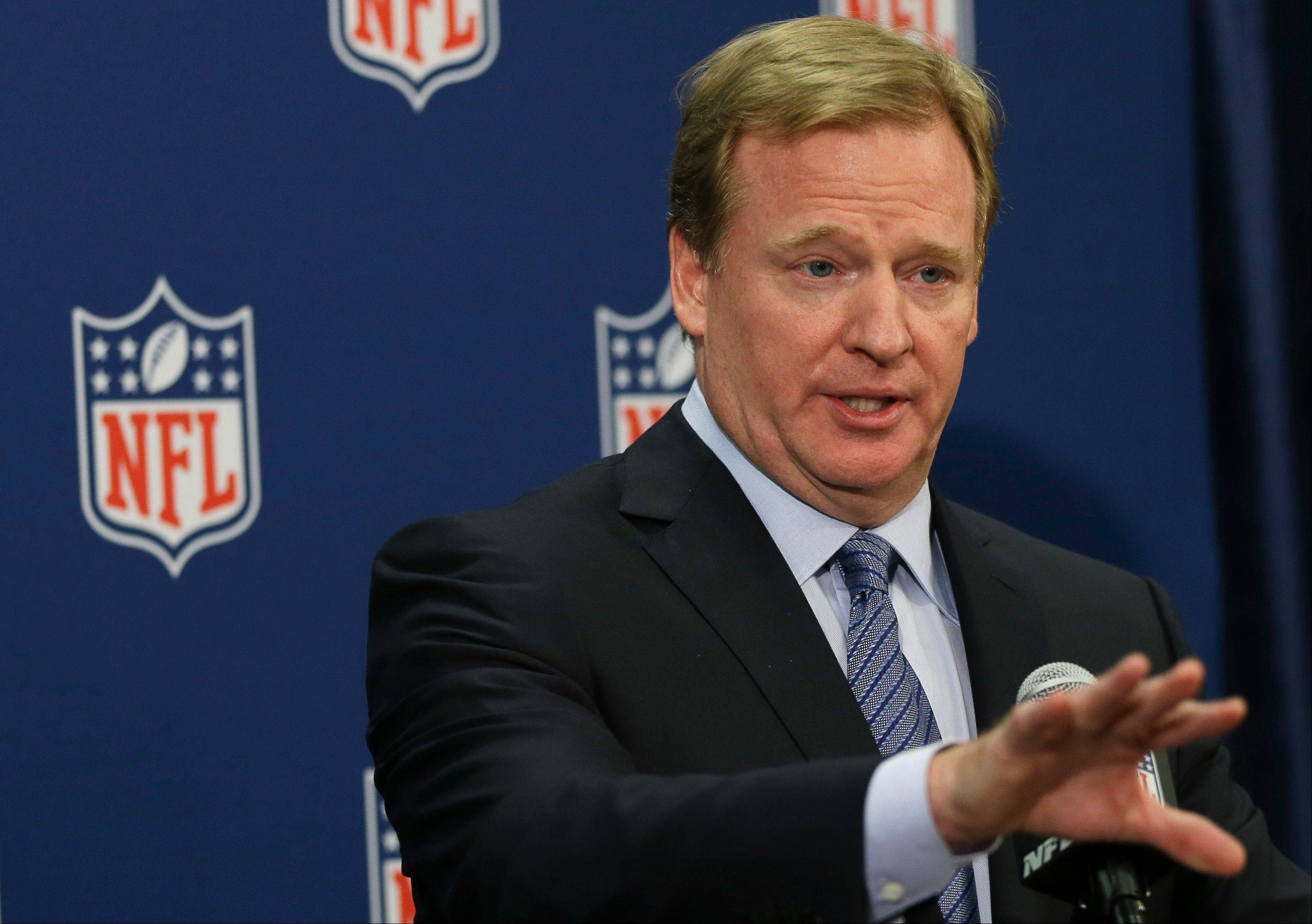 NFL Commissioner Roger Goodell has put an emphasis on reducing head injuries, but Mike North believes the league's policies are only causing more confusion.