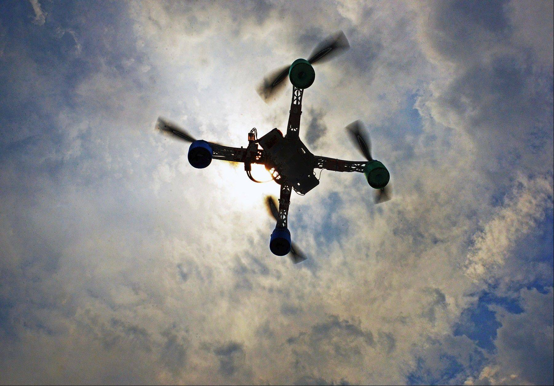 A drone of your very own: These aren't your average remote-controlled aircraft
