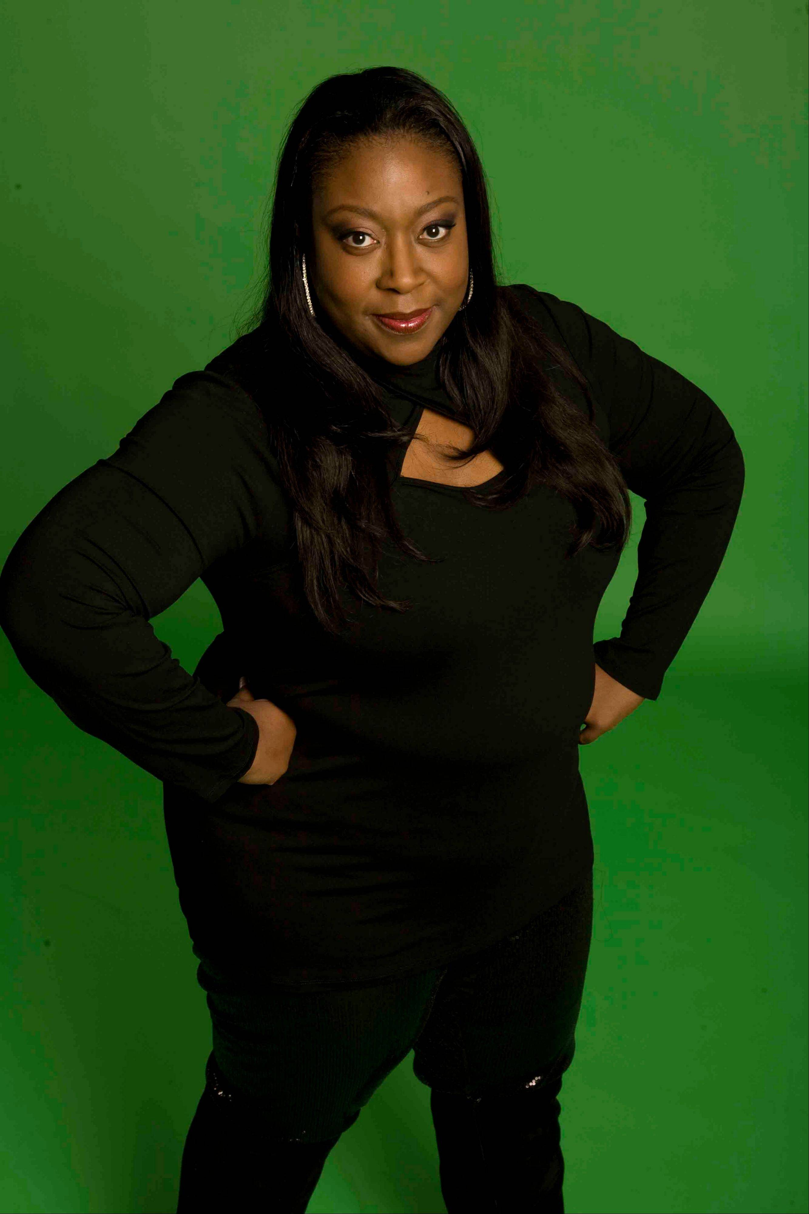 Comedian Loni Love performs this weekend at the Improv Comedy Showcase in Schaumburg.