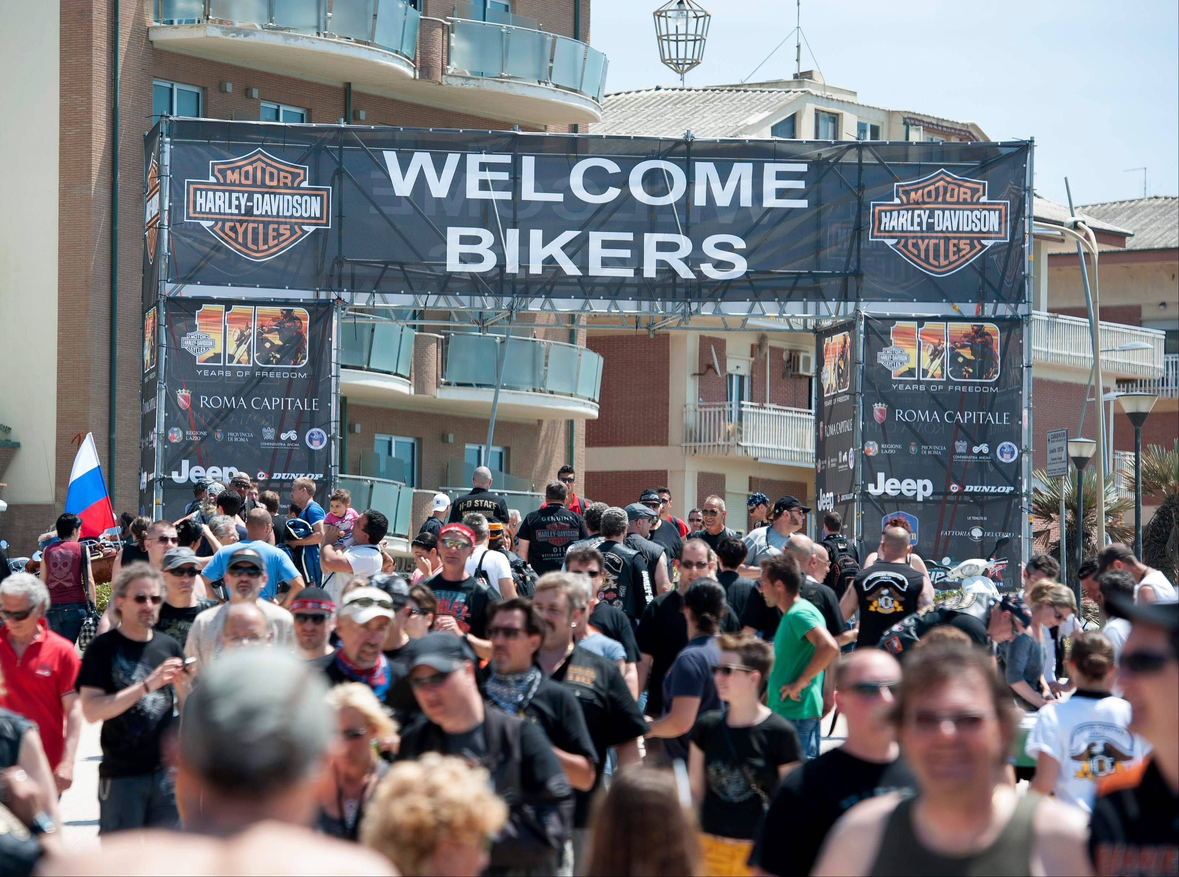 The Midwest celebration of the Harley-Davidson 110th Anniversary takes place in Milwaukee Aug. 29 to Sept. 1.