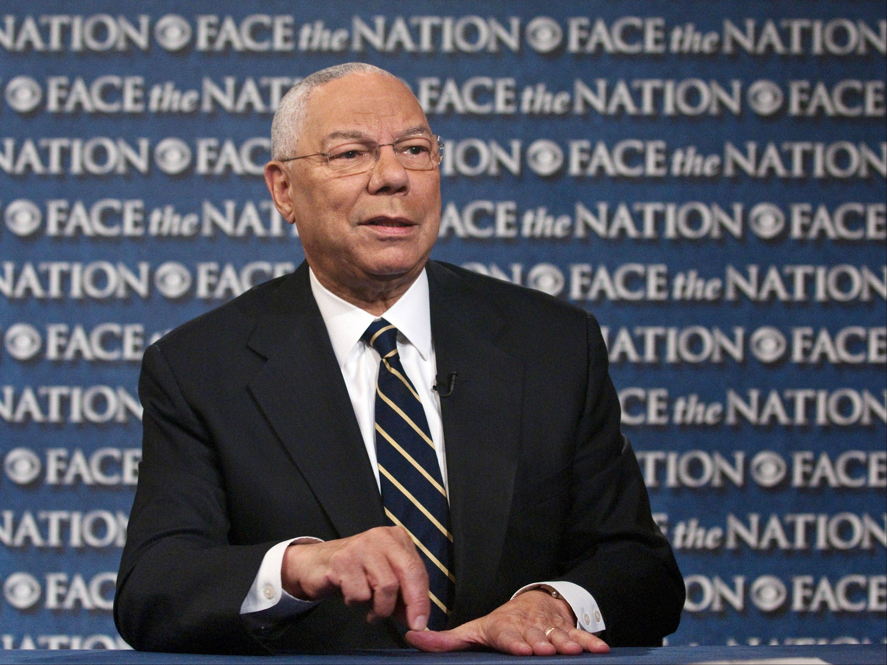 ASSOCIATED PRESS Former Secretary of State Colin Powell says America has come a long way toward racial equality 50 years after Martin Luther King Jr.�s �I Have a Dream� speech, but urged President Barack Obama to do more.