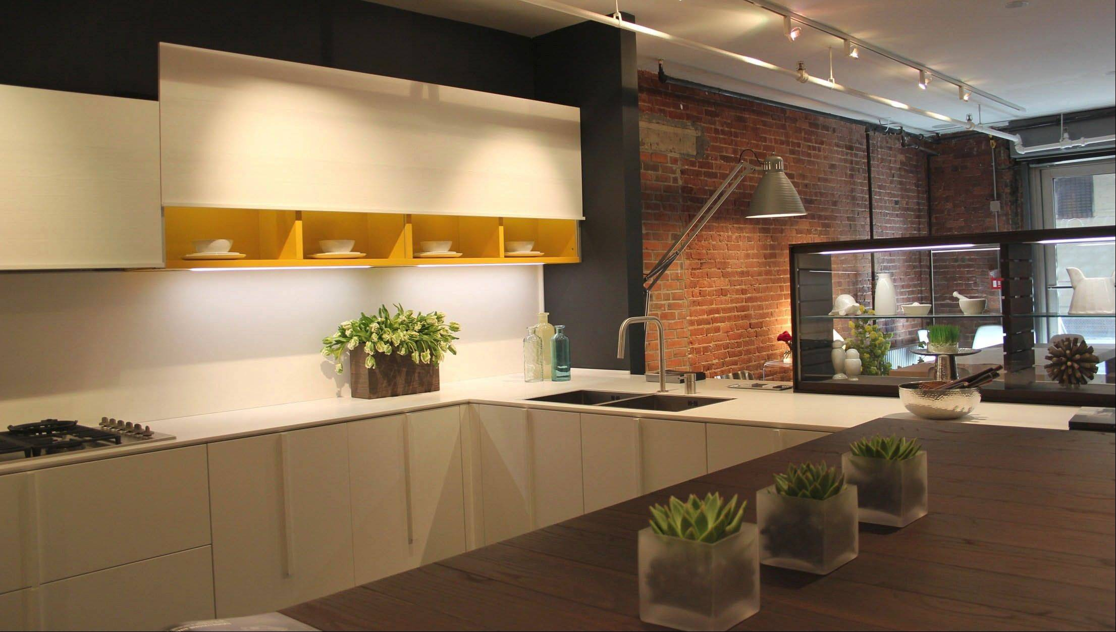 Italian kitchen by Effeti Cucine.