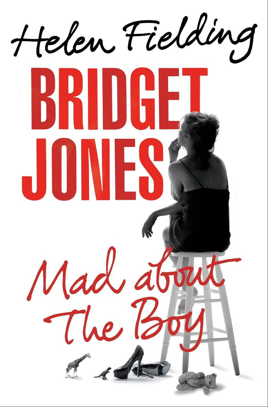 �Bridget Jones: Mad About the Boy,� by Helen Fielding.