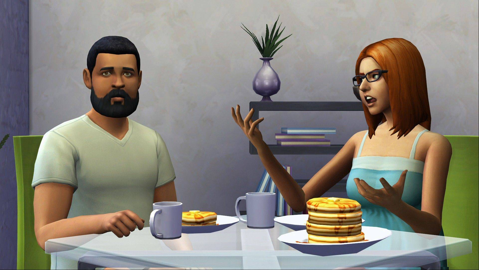 "The fourth edition of Maxis' successful life-simulating game ""The Sims 4"" will include more expressive versions of the virtual people whose lives players can manipulate."