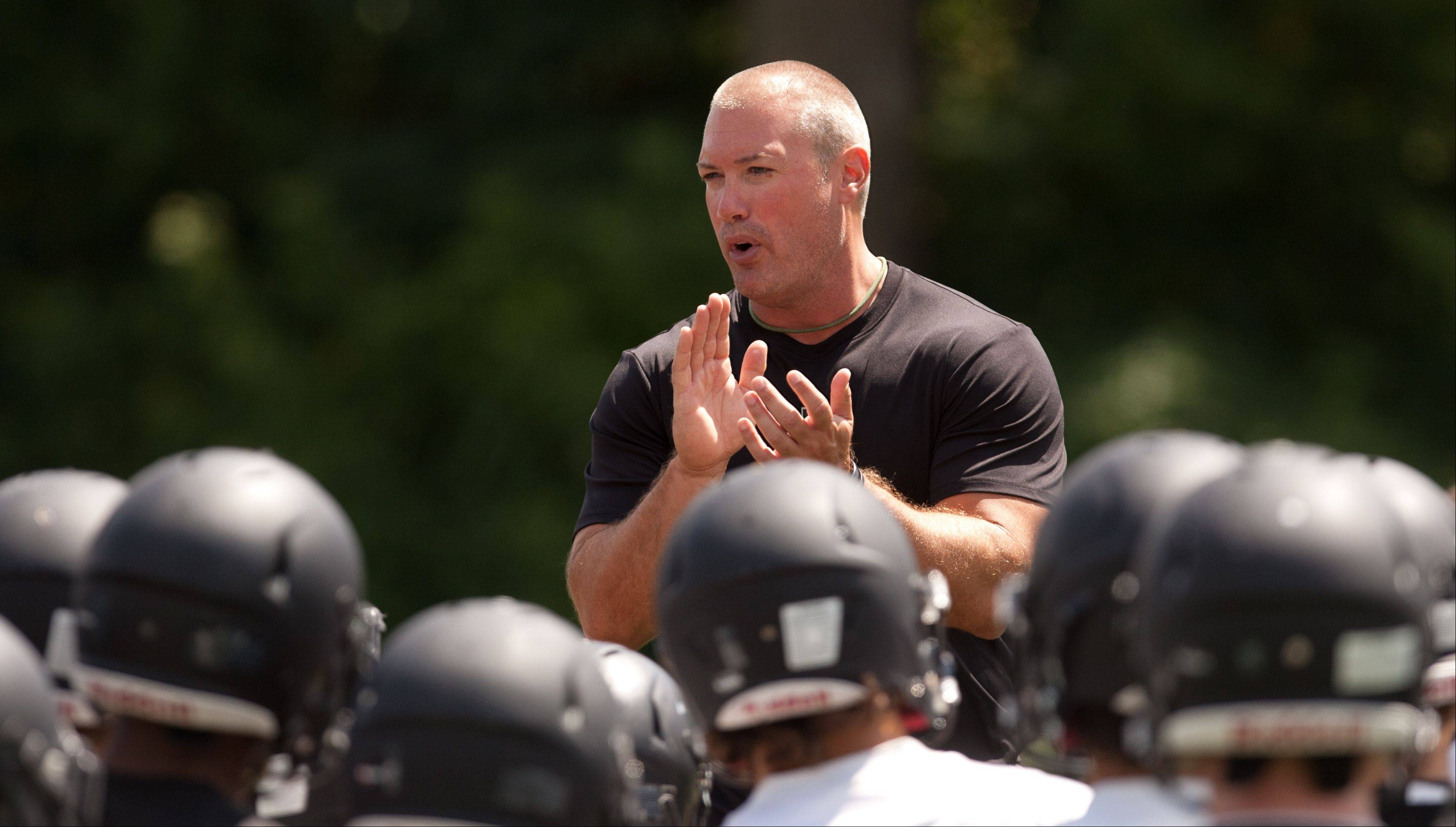 Coach Chad Hetlet�s Glenbard West program, the Class 7A defending state champ, is the top-ranked team in the Daily Herald�s preseason football rankings.