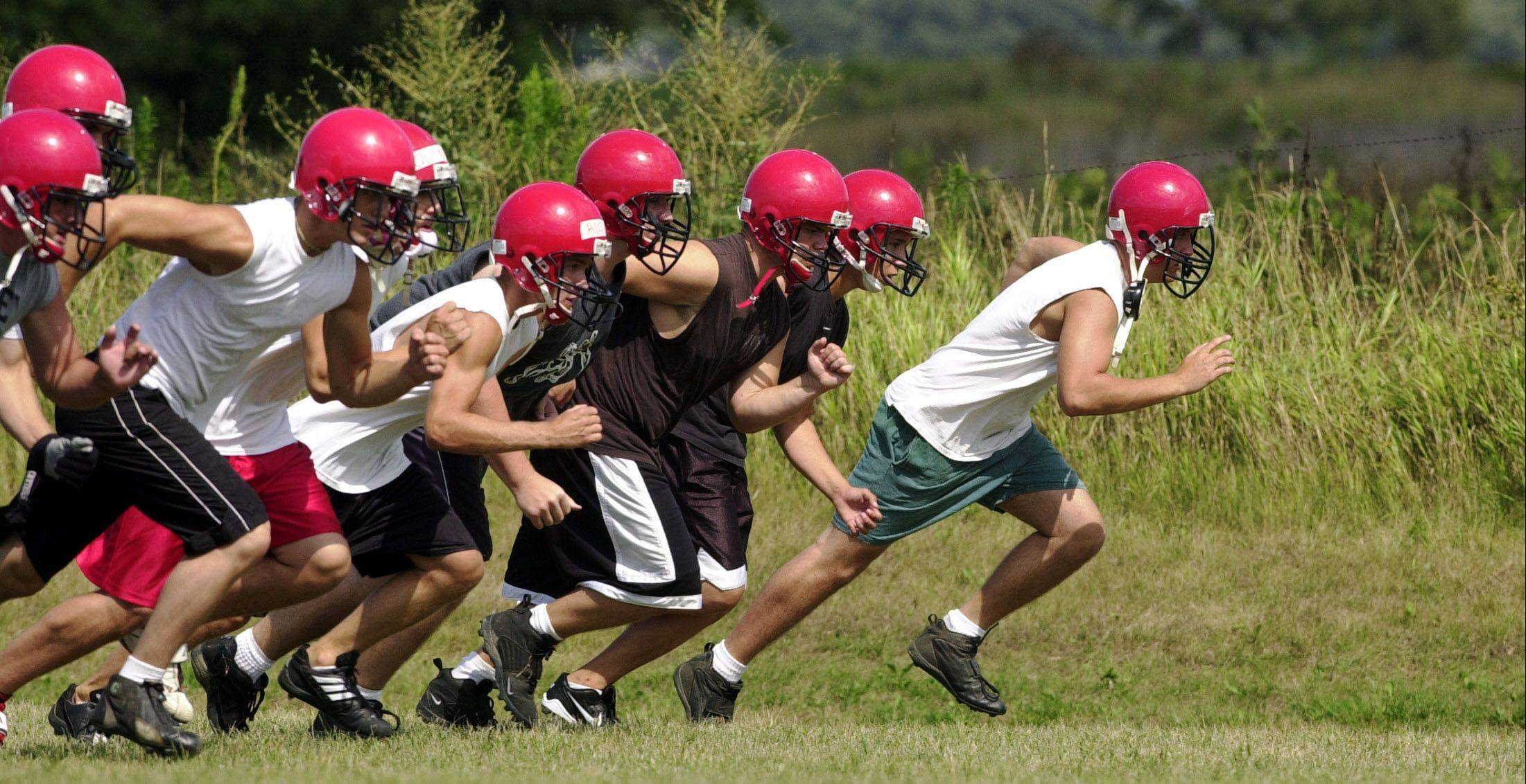 Health officials are emphasizing ways to reduce injuries among student athletes.