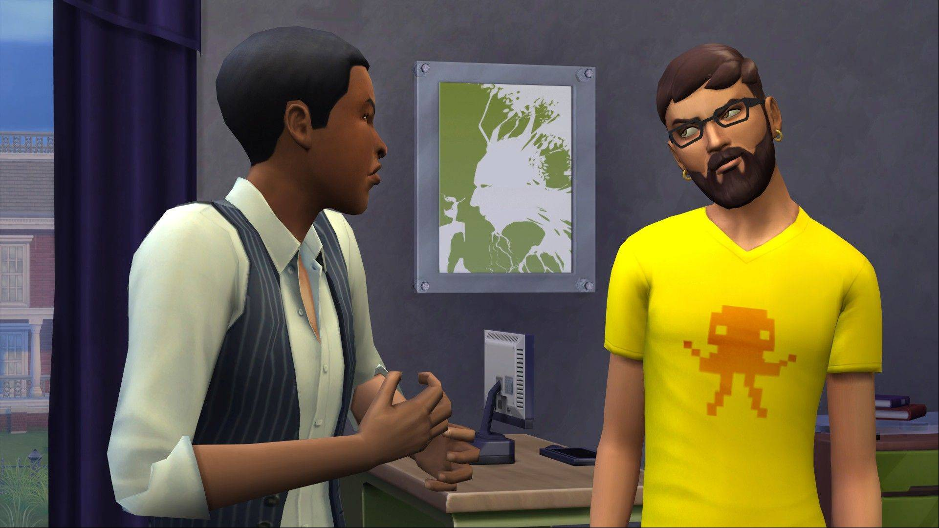 "Emotions will play a much bigger role in ""The Sims 4."""
