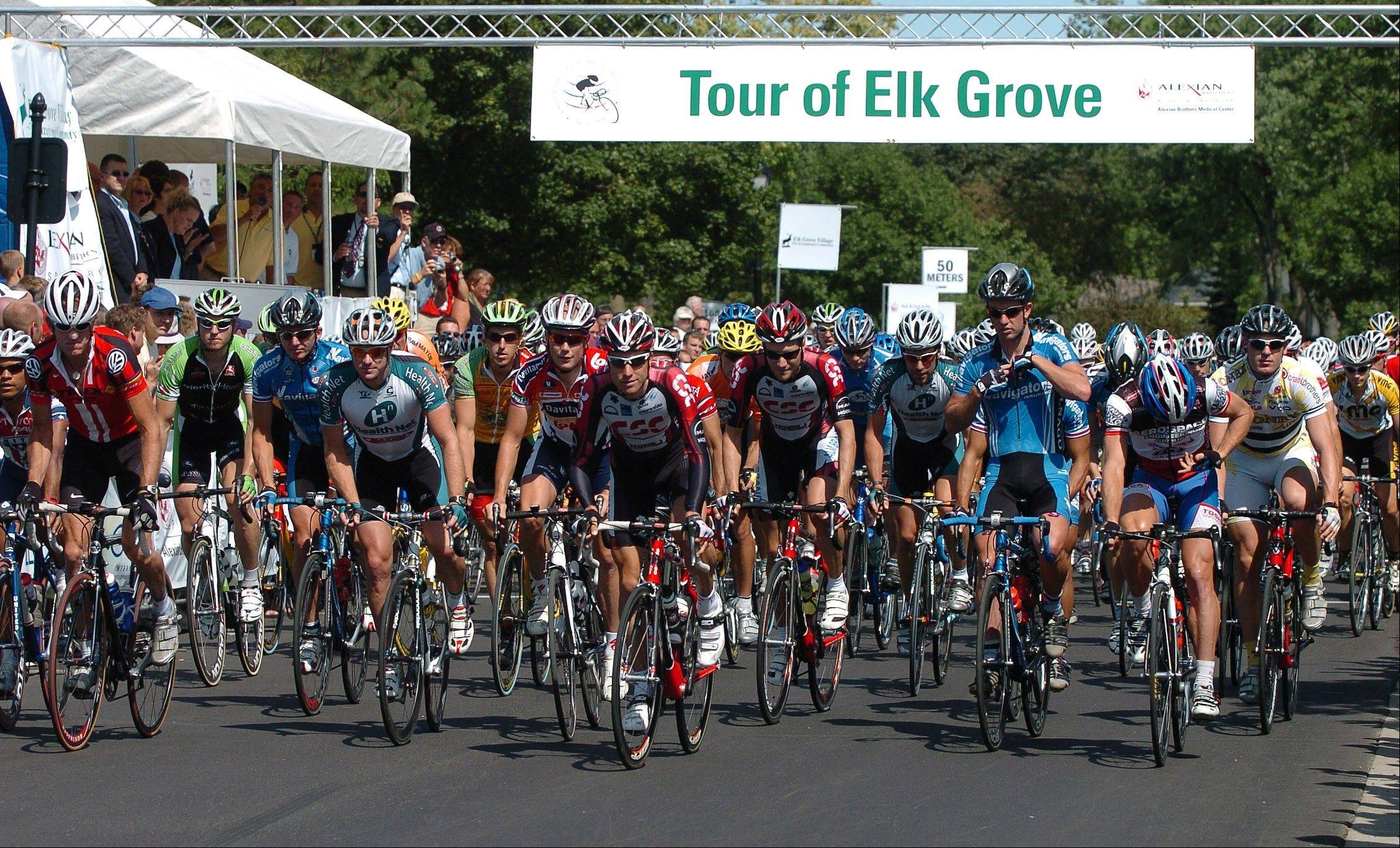 Despite Elk Grove Village's decision to cancel the Tour of Elk Grove because of a scheduling conflict with another top cycling event, an official at USA Cycling said Monday the organization believes the two events can coexist and both attract elite-level riders.