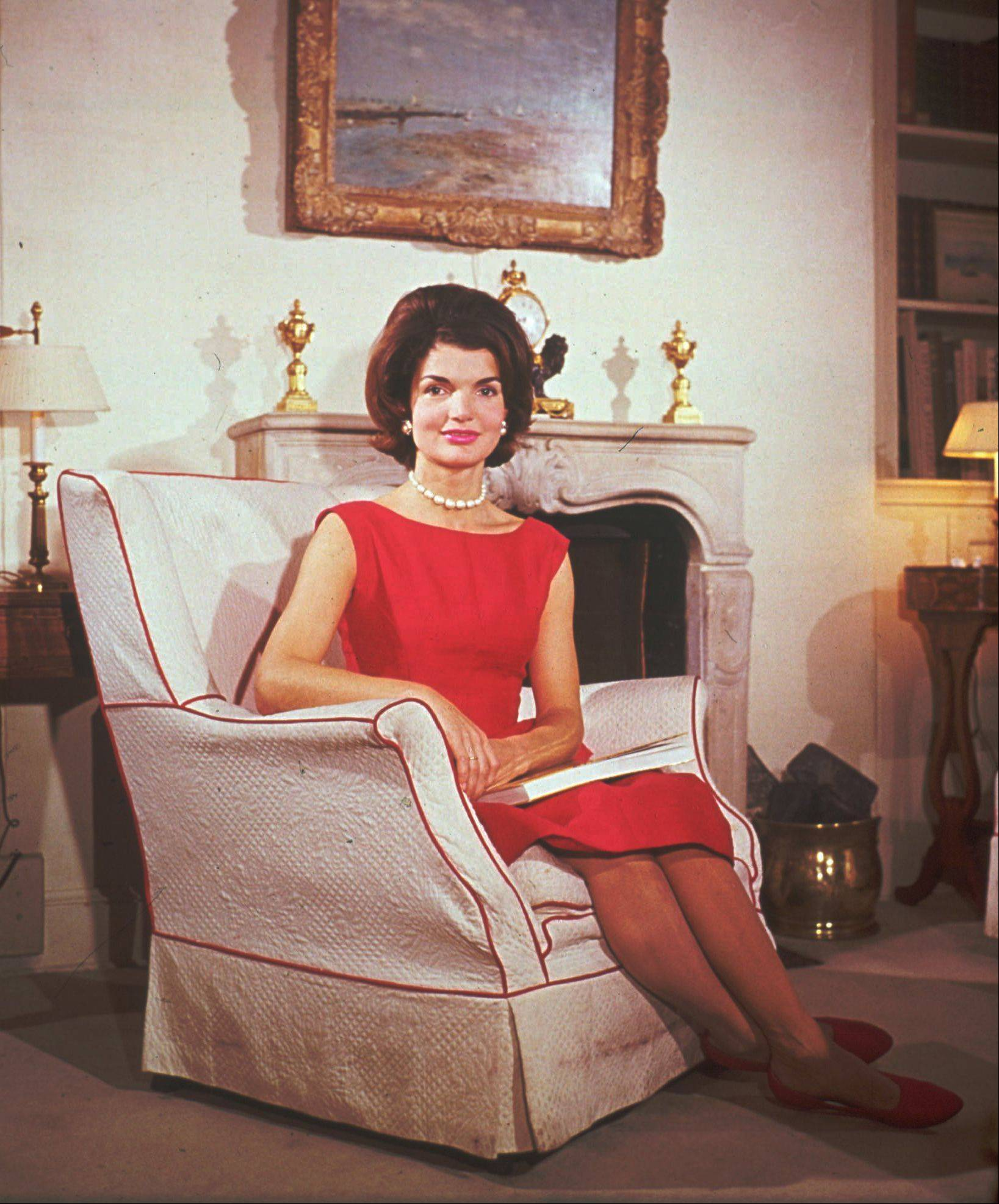 "Learn about how First Lady Jacqueline Kennedy refashioned the presidential home, produced the first official guidebook, and established the White House Historical Association to create her vision of an American ""Camelot."""