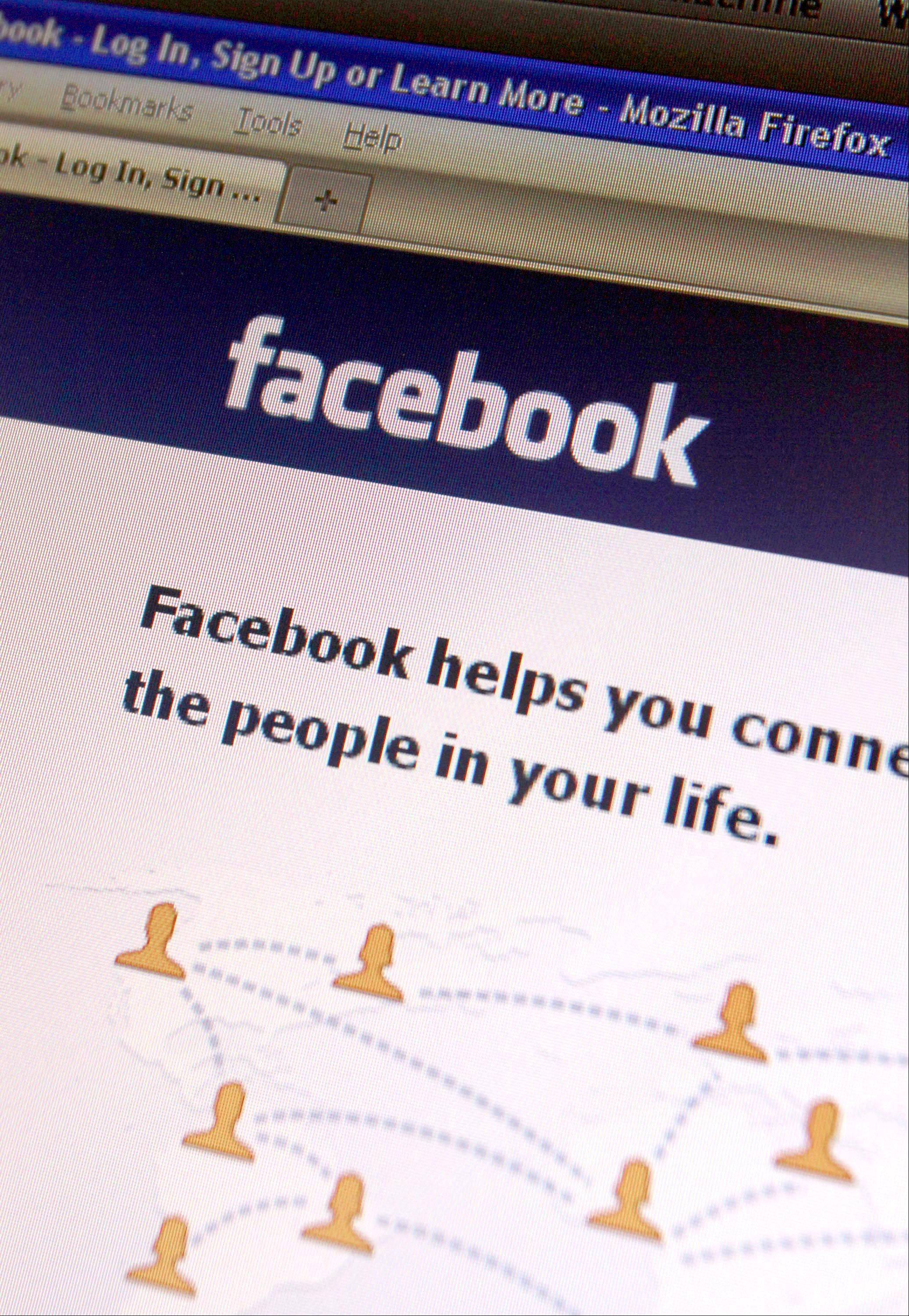 Government agents in 74 countries demanded information on about 38,000 Facebook users in the first half of this year, with about half the orders coming from authorities in the United States, the company said Tuesday.