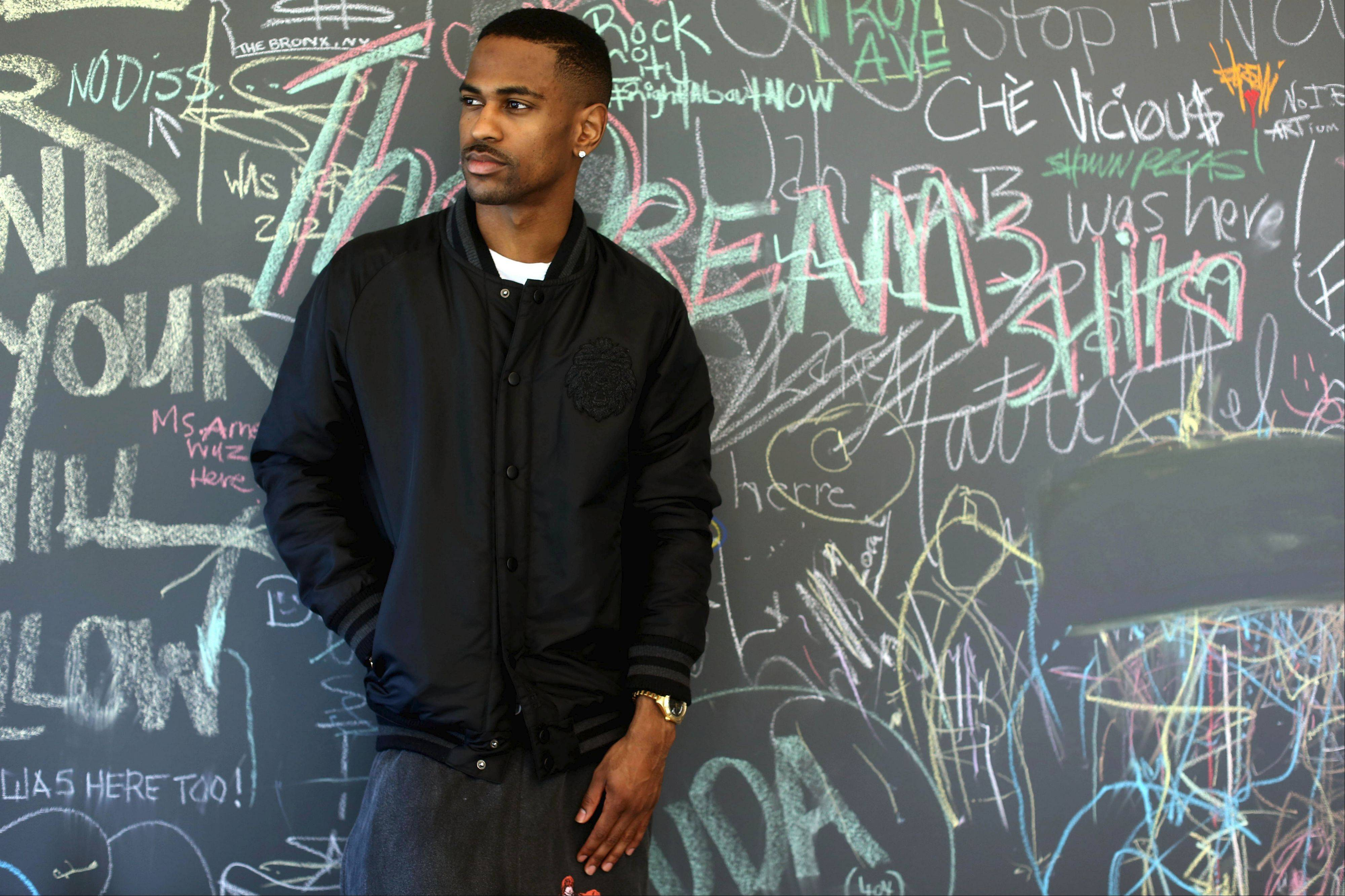 "Rapper Big Sean released his new album, ""Hall of Fame,"" on Tuesday."