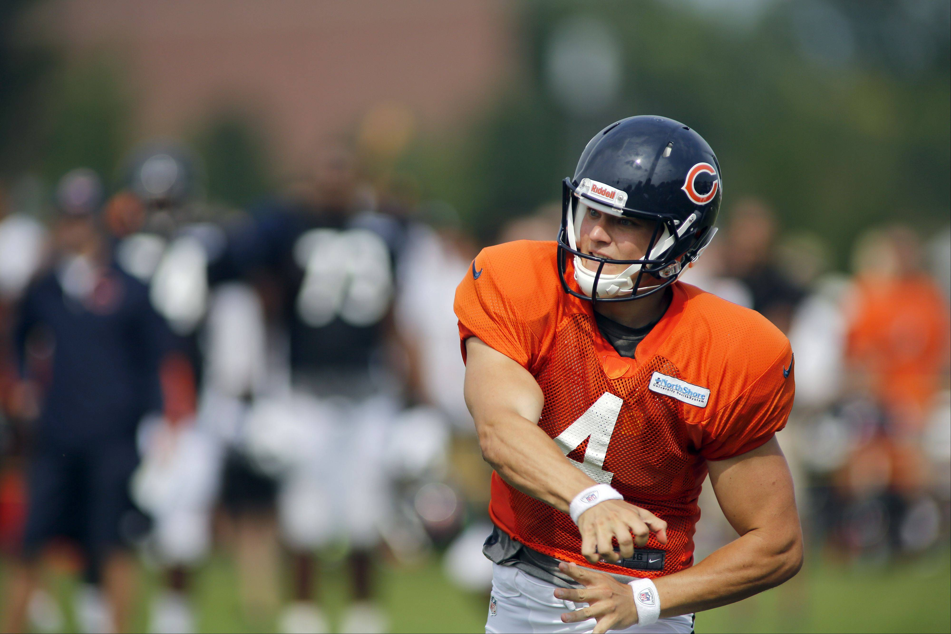 Chicago Bears and quarterback Matt Blanchard reached an injury settlement, allowing the team to reach its 75-man roster cut before Thursday's final preseason game. Blanchard, a former Lake Zurich High School star, is free to sign with another team.