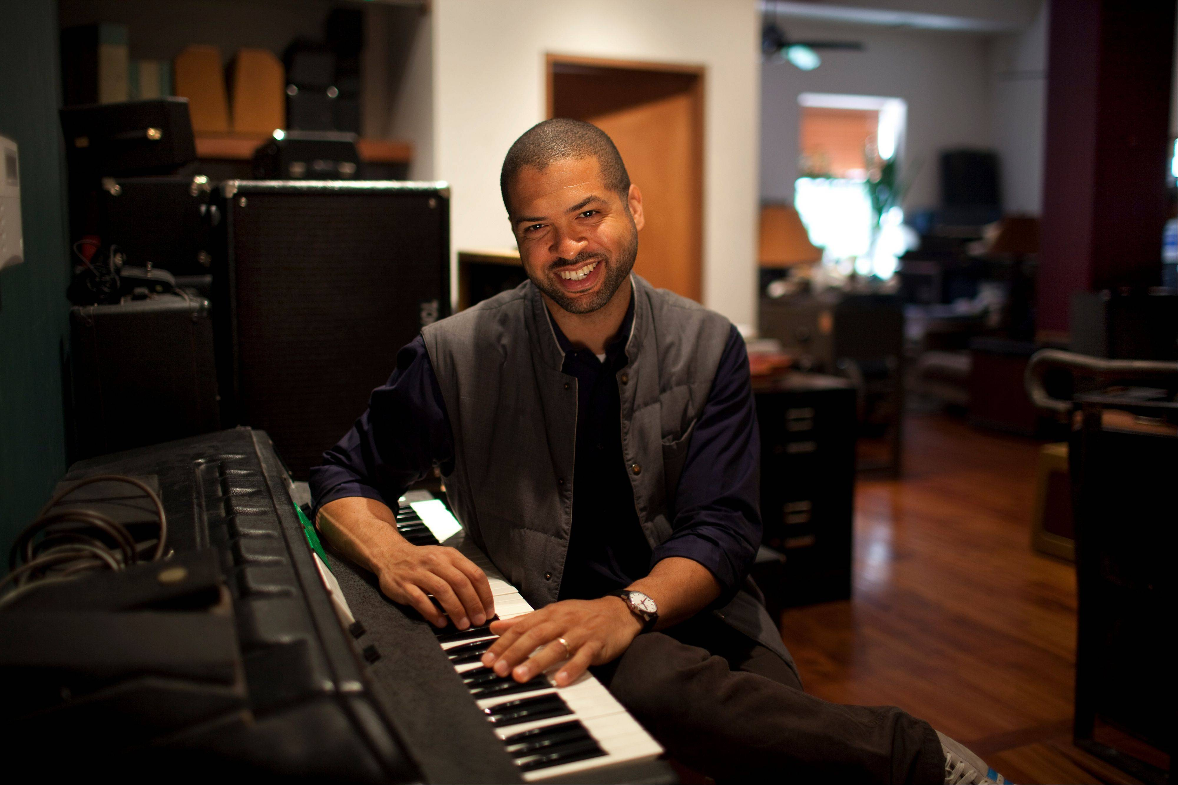Jazz pianist and composer Jason Moran is set to appear at the Chicago Jazz Festival on Saturday, Aug. 31.