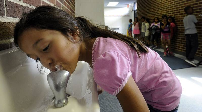 Some Schools Sweating Through Heat Wave Without Air