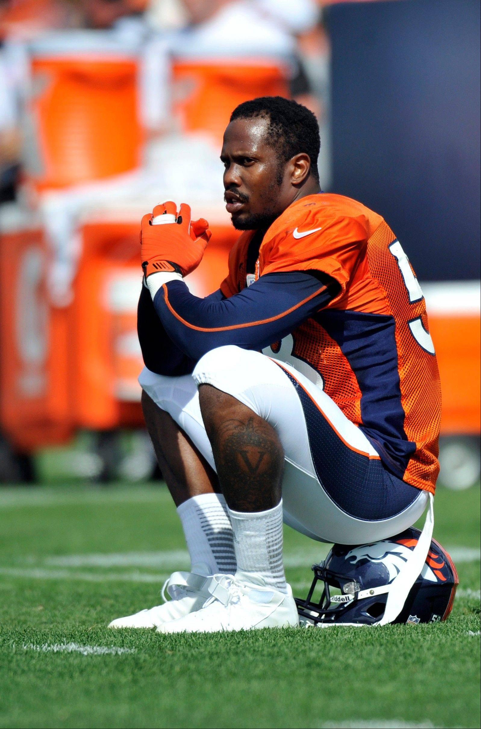 Denver Broncos linebacker Von Miller was suspended for the first six games for violating the league's drug policy.