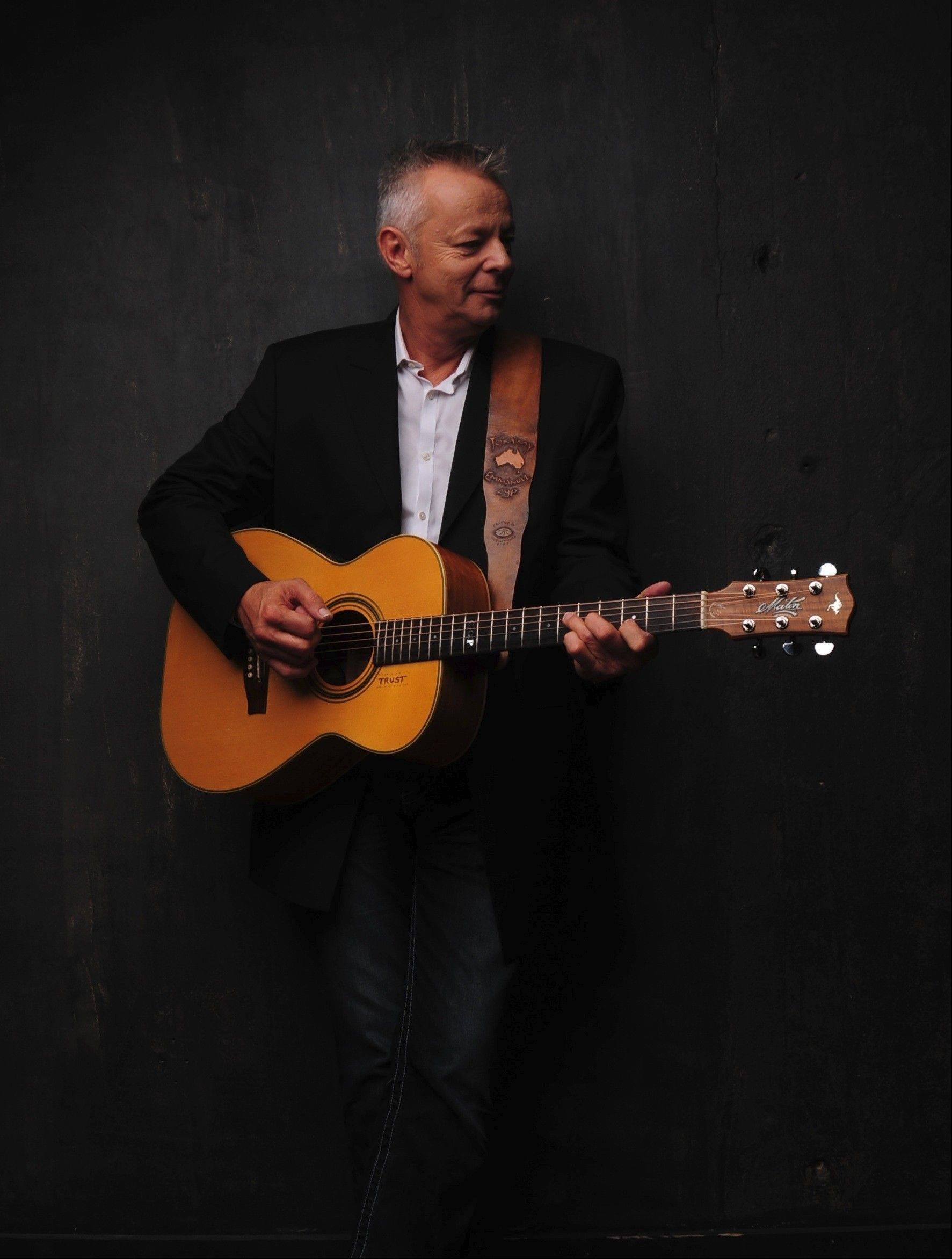 Guitar virtuoso Tommy Emmanuel performs at Elgin Community College Sept. 18. For tickets, visit tickets.elgin.edu.