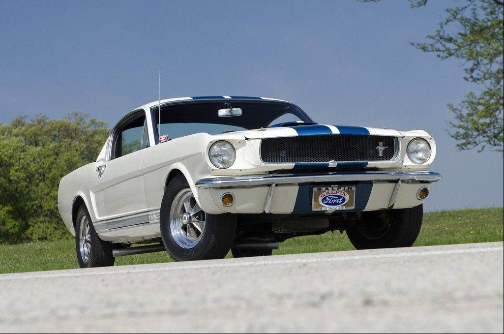 A Ford and Mustang car show is set for the Volo Auto Museum.