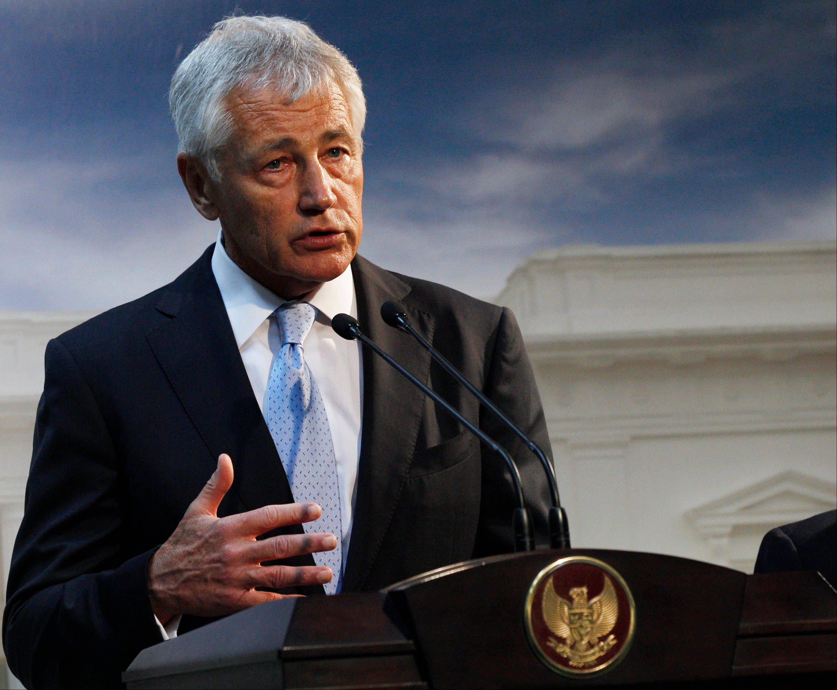 Defense Secretary Chuck Hagel. As the Obama administration insists the Syrian government must be punished, U.S. officials are still grappling with what type of military strike might deter future chemical weapons attacks and trying to assess how President Bashar Assad would respond, two senior administration officials said Wednesday.