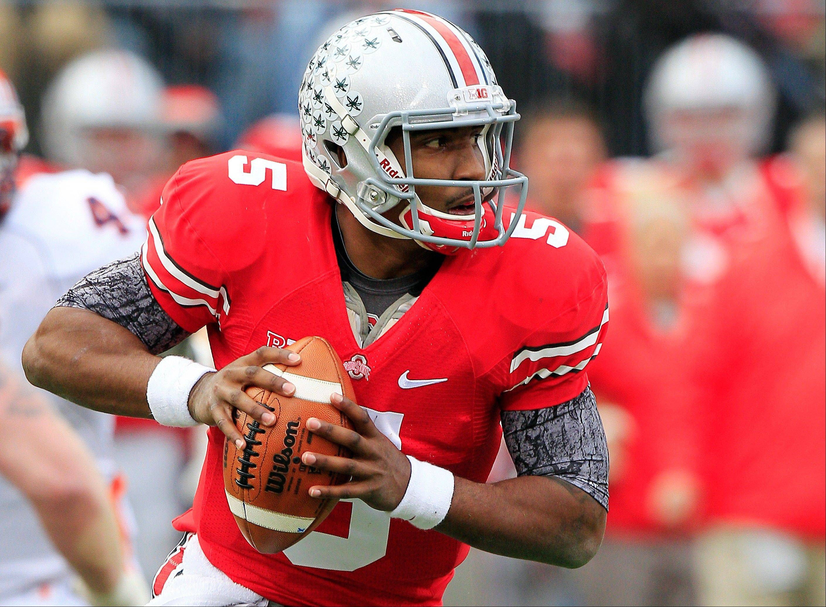 Miller feels at home as Ohio State's star QB