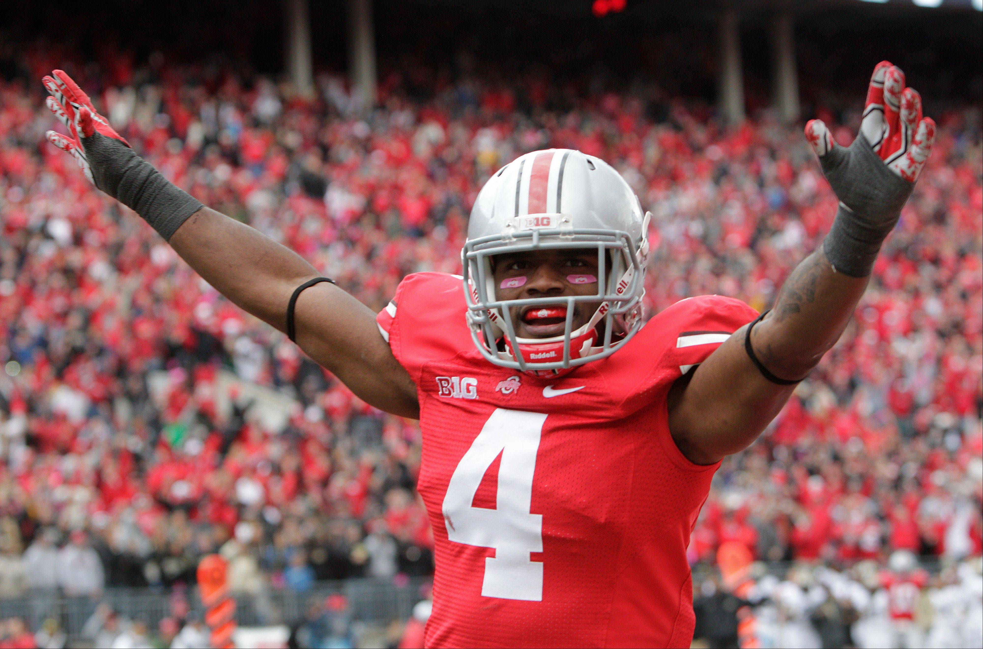 Despite losses, Ohio State's D might be better