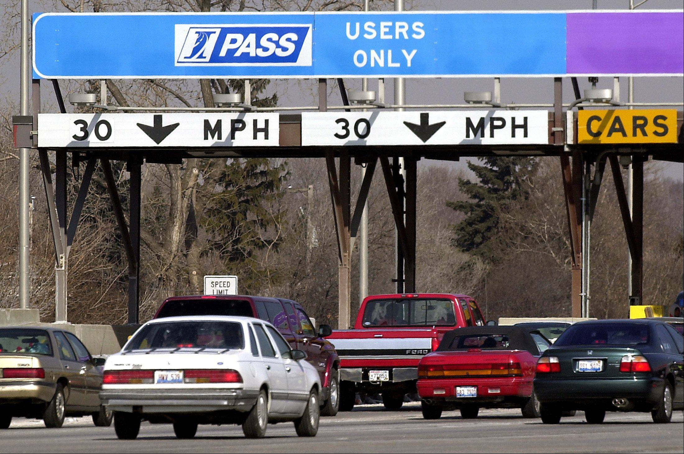 The Illinois Tollway has posted the names of 157 companies on its website along with the amount of money it says each owes. To make the list, a person has to have racked up more than $1,000 in unpaid tolls and fines.