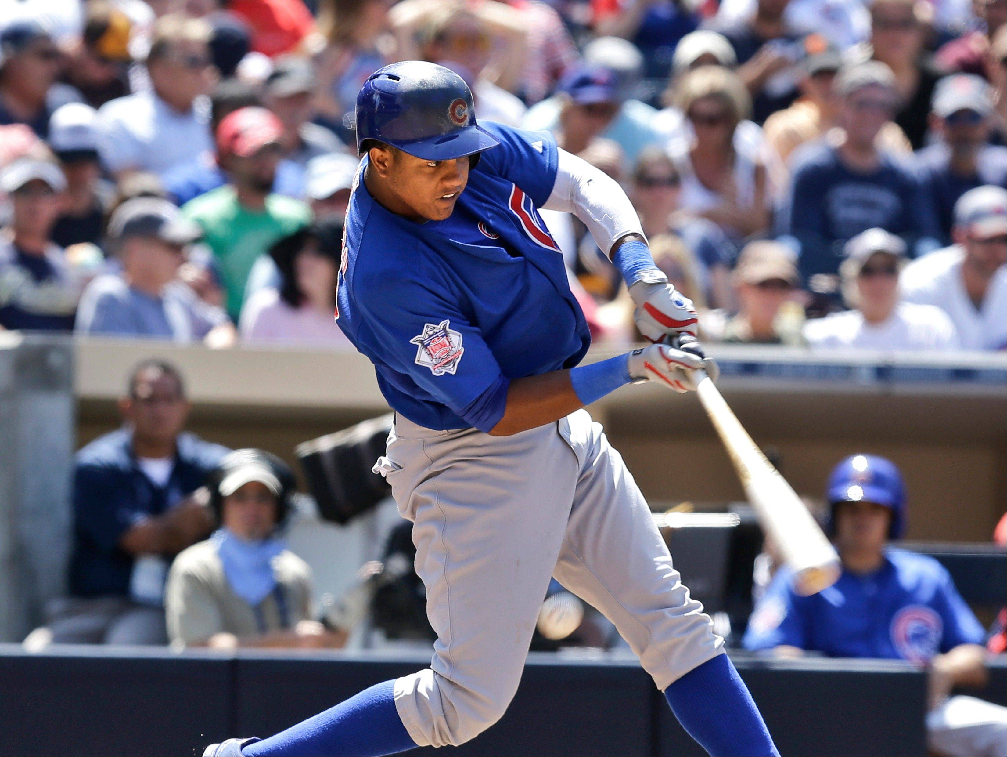 Cubs shortstop Starlin Castro is 20-for-101 with no homers and 2 RBI in August.