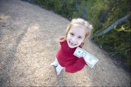 The Tooth Fairy no longer leaves loose change.