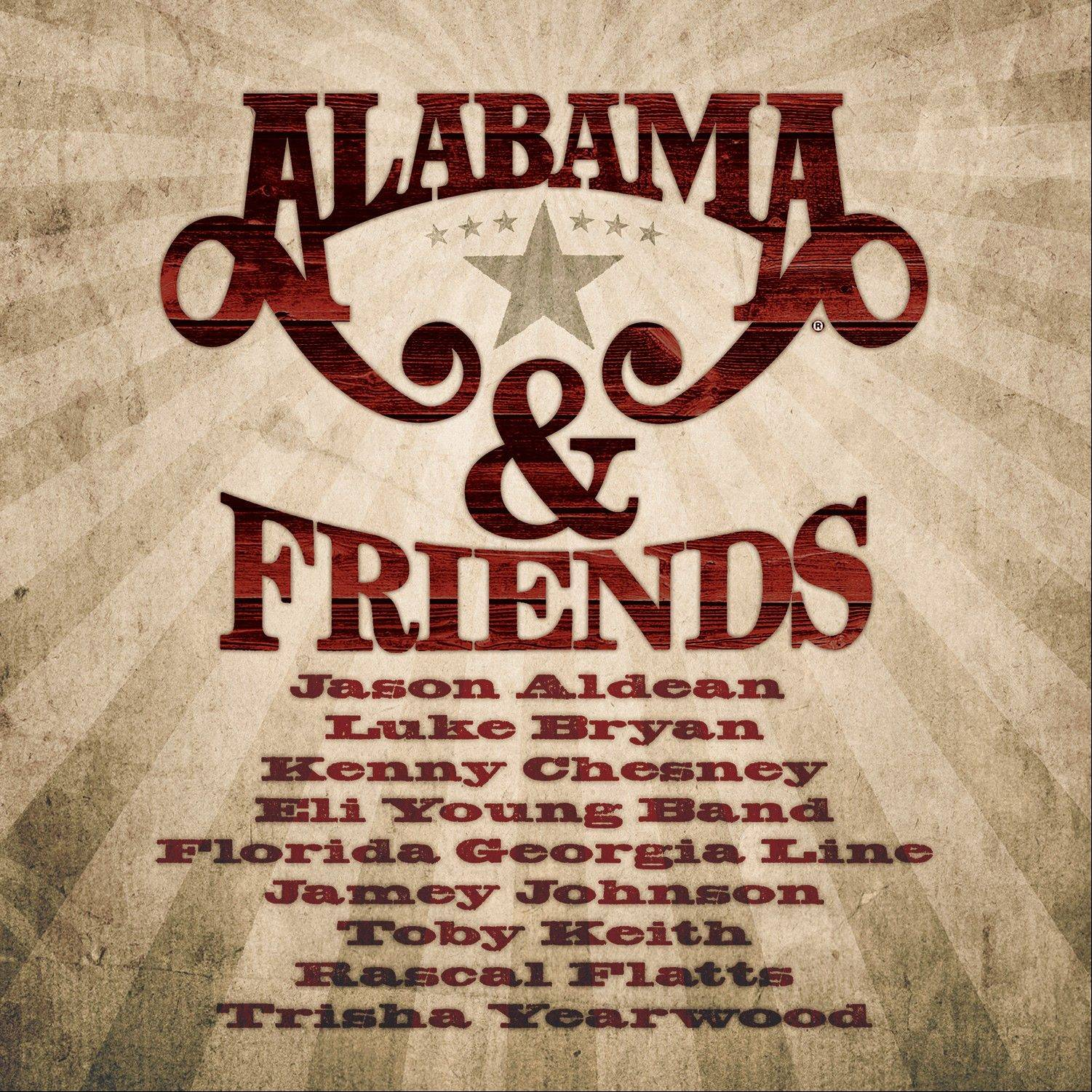 """Alabama & Friends"""