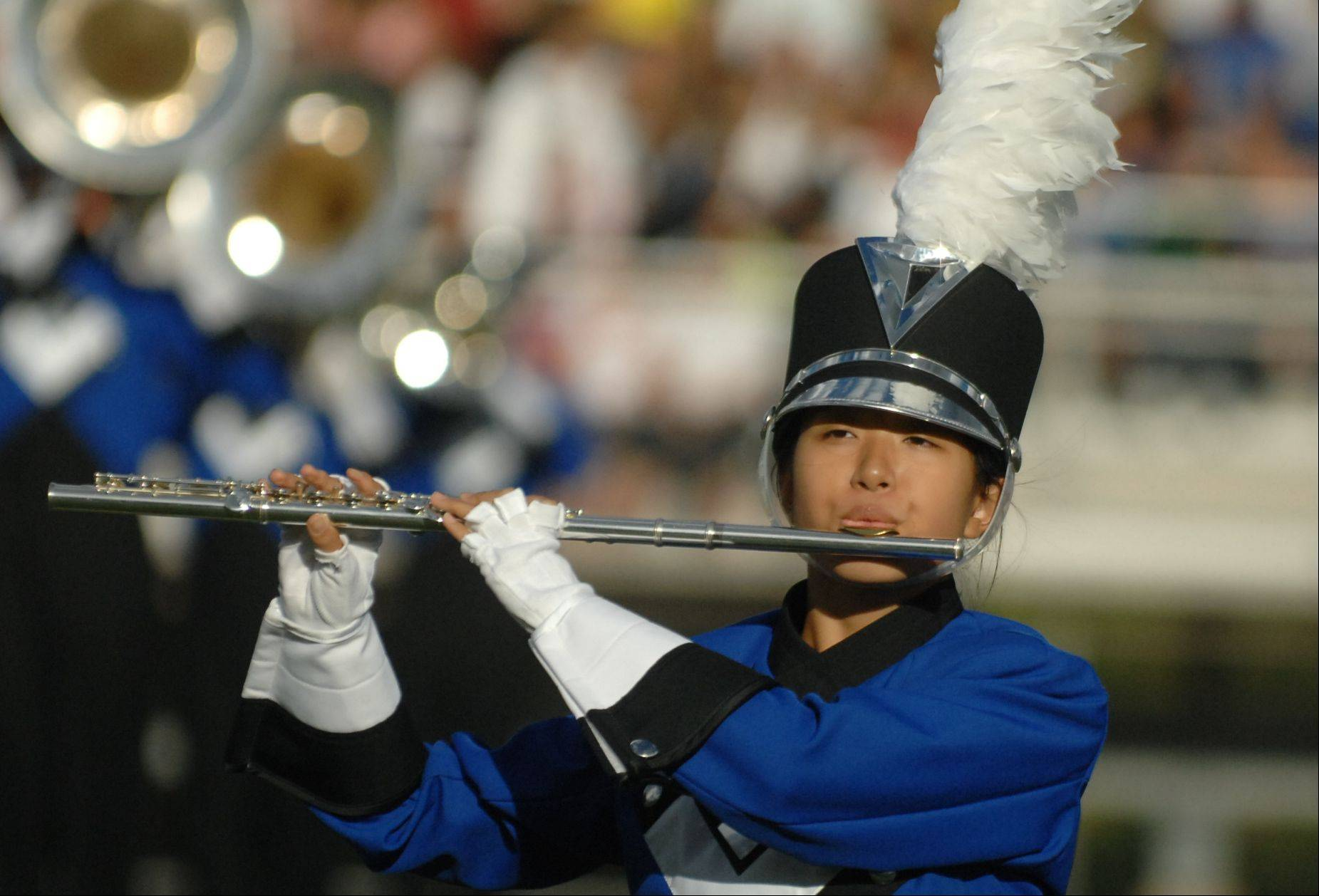 Twenty-four marching bands from throughout Illinois and the Midwest will perform Sept. 14 at the 35th annual Lake Park Lancer Joust in Roselle.