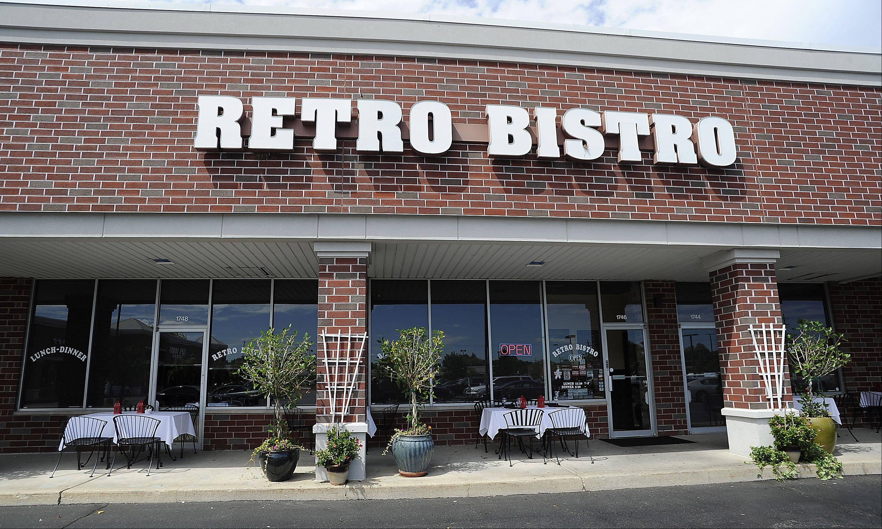 The Retro Bistro has operated in Mount Prospect for 23 years.