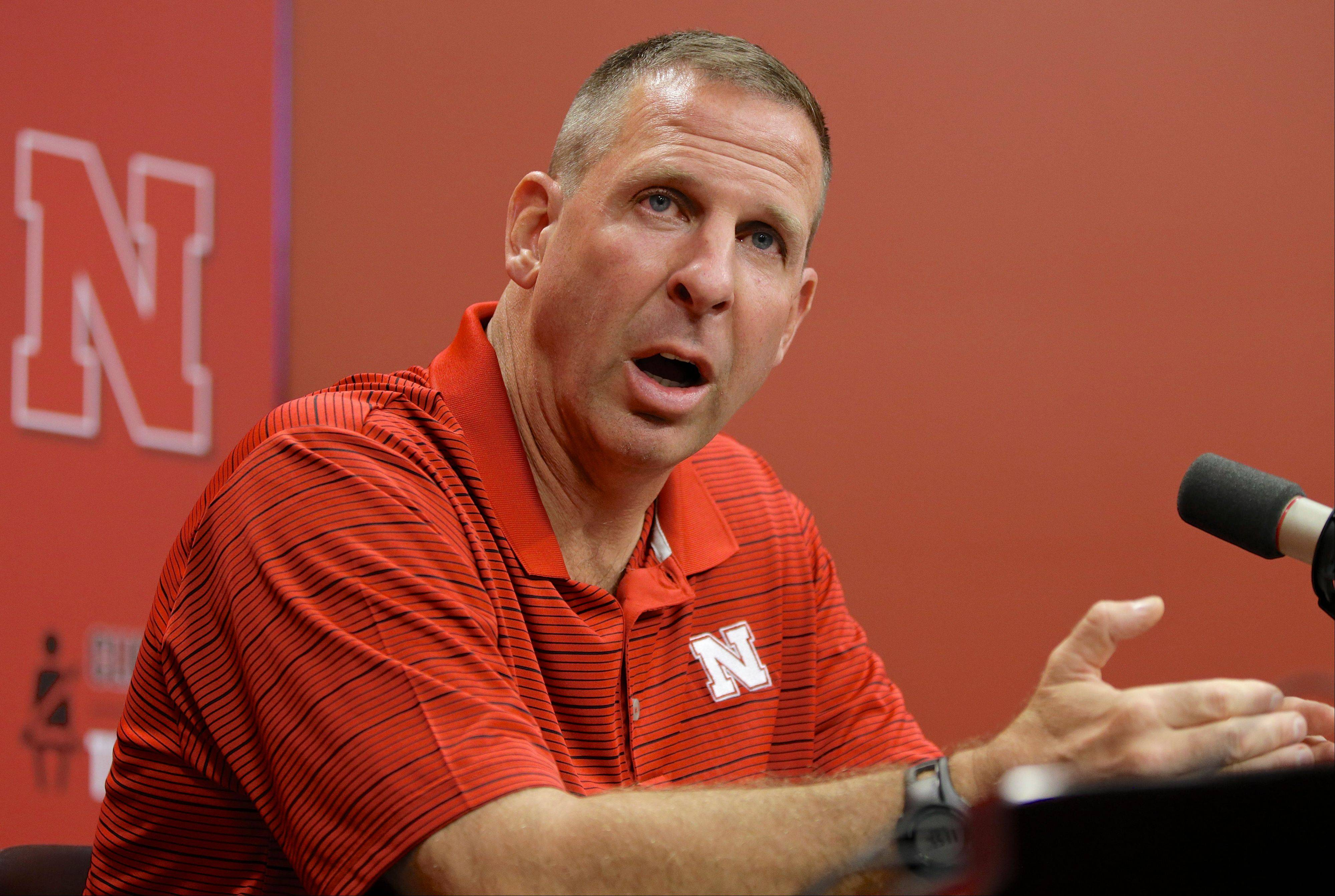 Nebraska head coach Bo Pelini knows his young defense will be tested right away by Wyoming's spread offense.