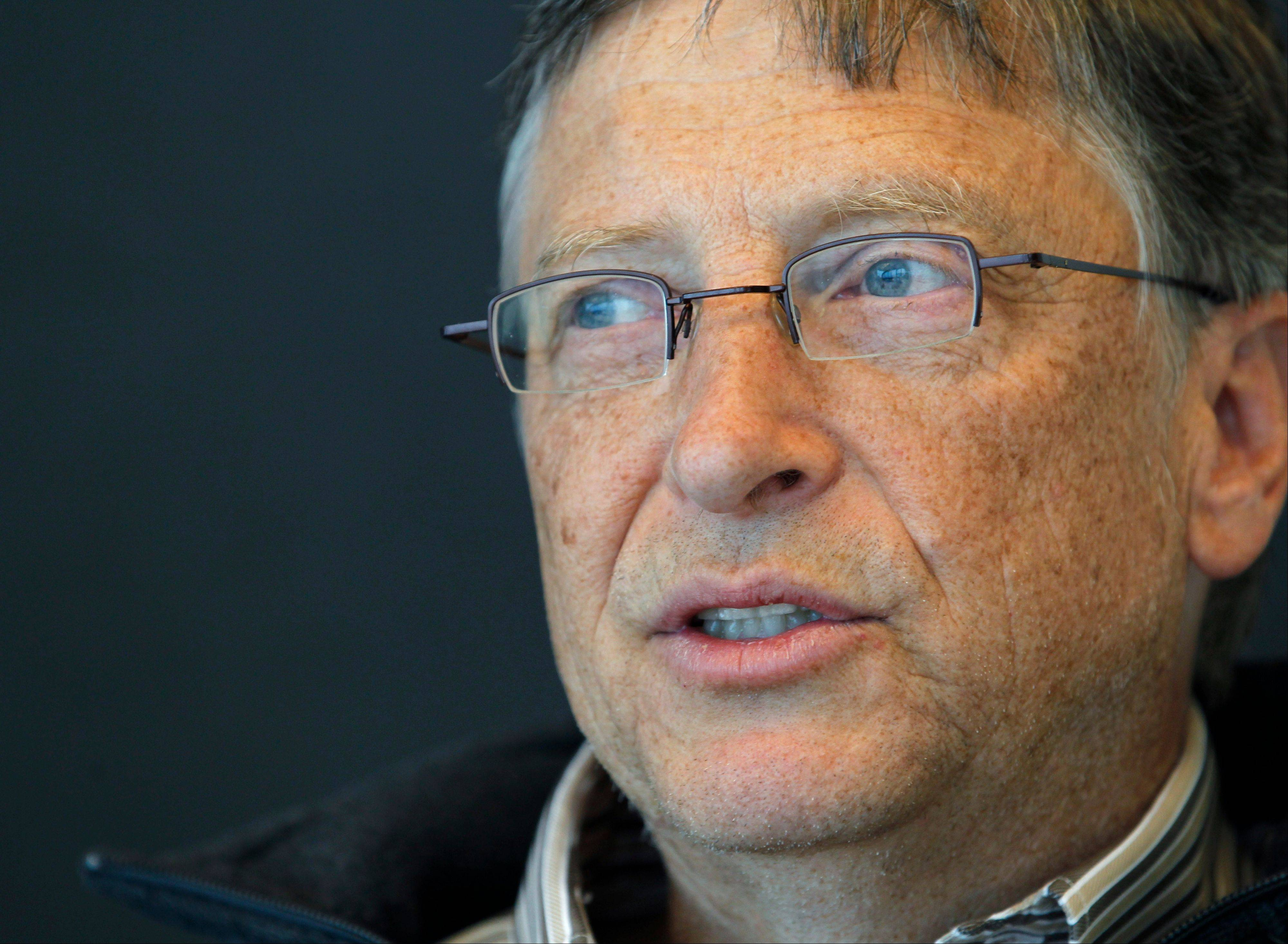 According to Farhad Manjoo, there's only guy who should be running Microsoft -- Bill Gates.