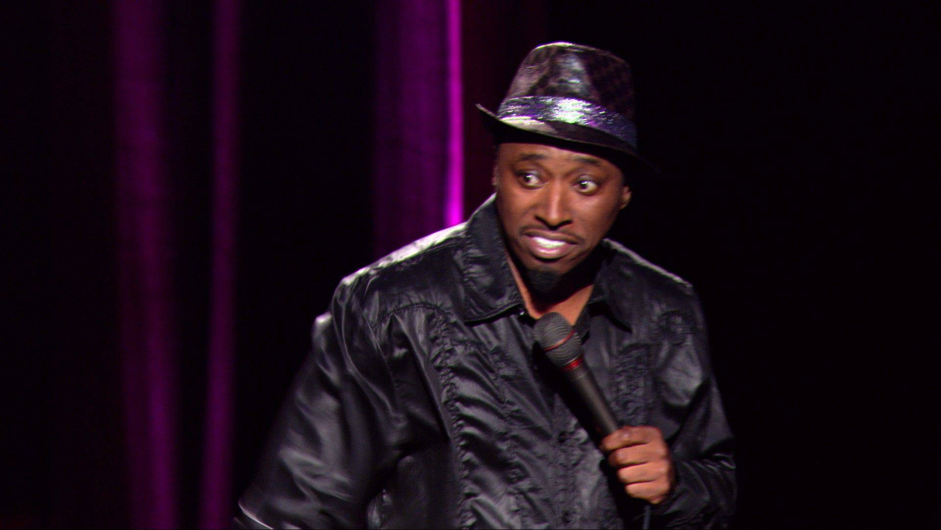 Eddie Griffin and Friends perform at the Arie Crown Theater in Chicago.
